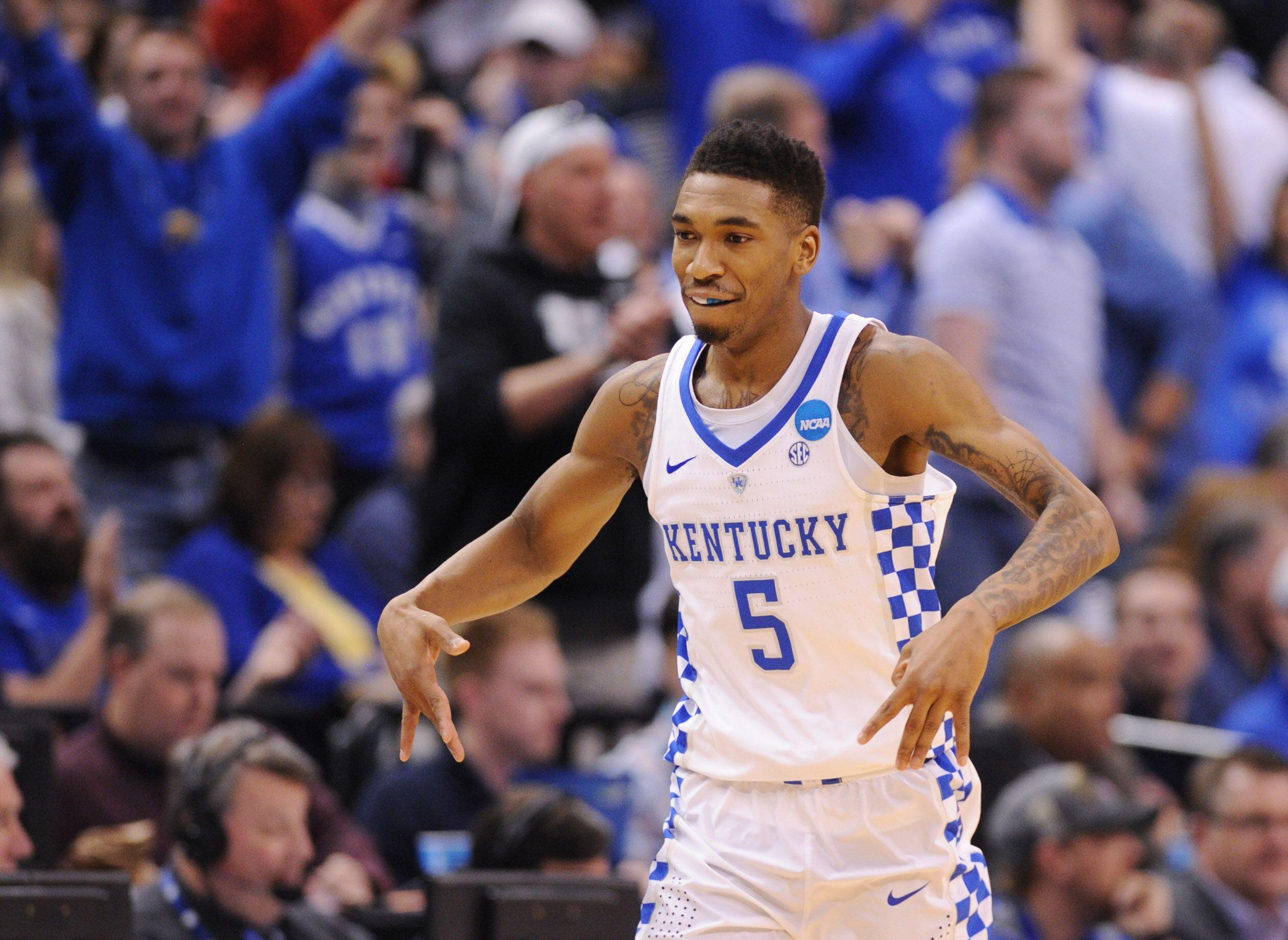 Three Reasons Kentucky Basketball Might Have One Of Its: A Royal Prospect: Malik Monk
