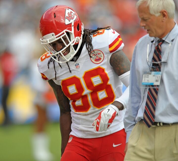 San Diego Chargers Football Radio: Kansas City Chiefs Injury Report: Eric Berry Limited In