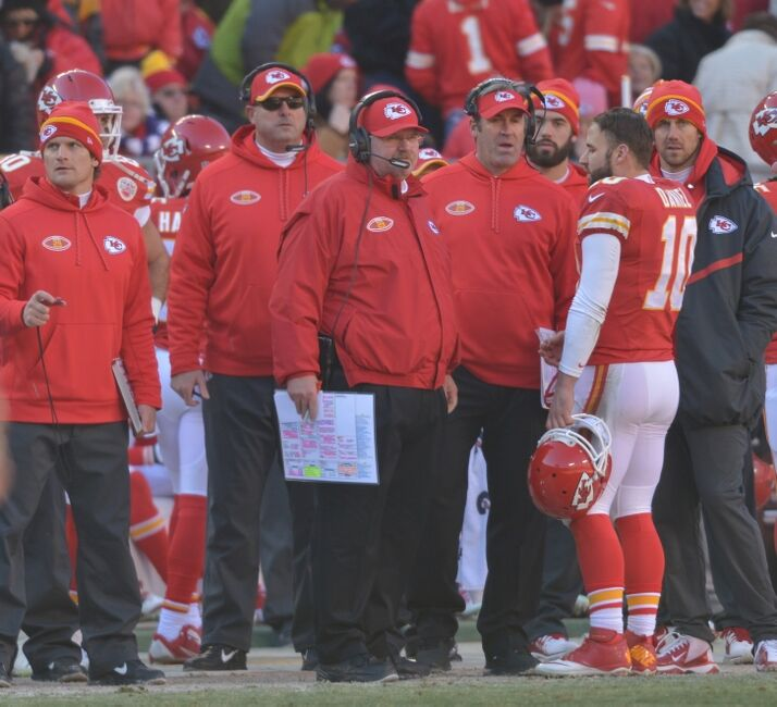 San Diego Chargers Football Radio: Andy Reid Is Key To Kansas City Chiefs' Success In 2015