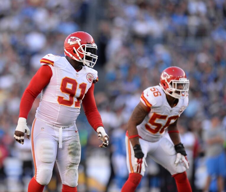 San Diego Chargers Football Radio: Hali, Johnson Destined For Chiefs' Ring Of Honor