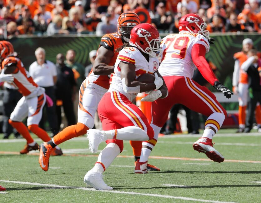 Another Promising Jamaal Charles Rehab Video