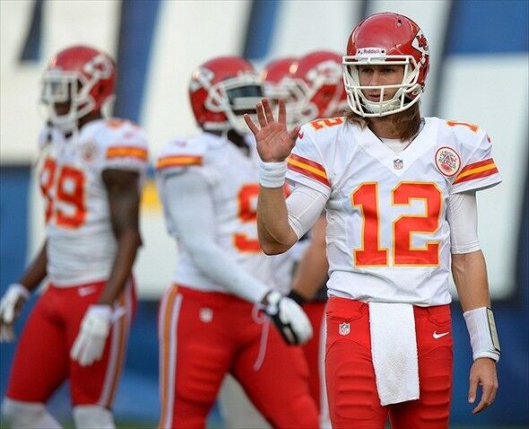 Chiefs Cut 14 Players Including Ricky Stanzi And Vince Agnew