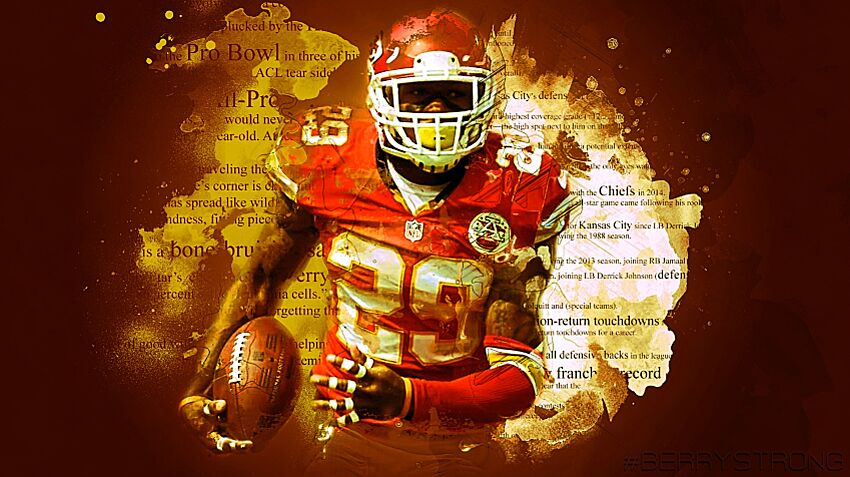 Chiefs Safety Eric Berry Is A Difference Maker On The Field And Off
