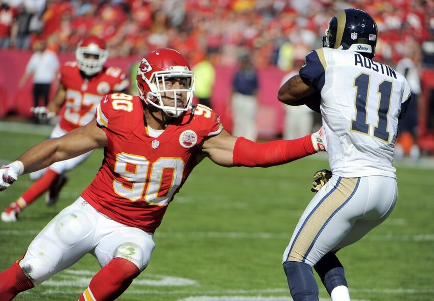 Did Chiefs Solidify Their Run Defense After Tough Year