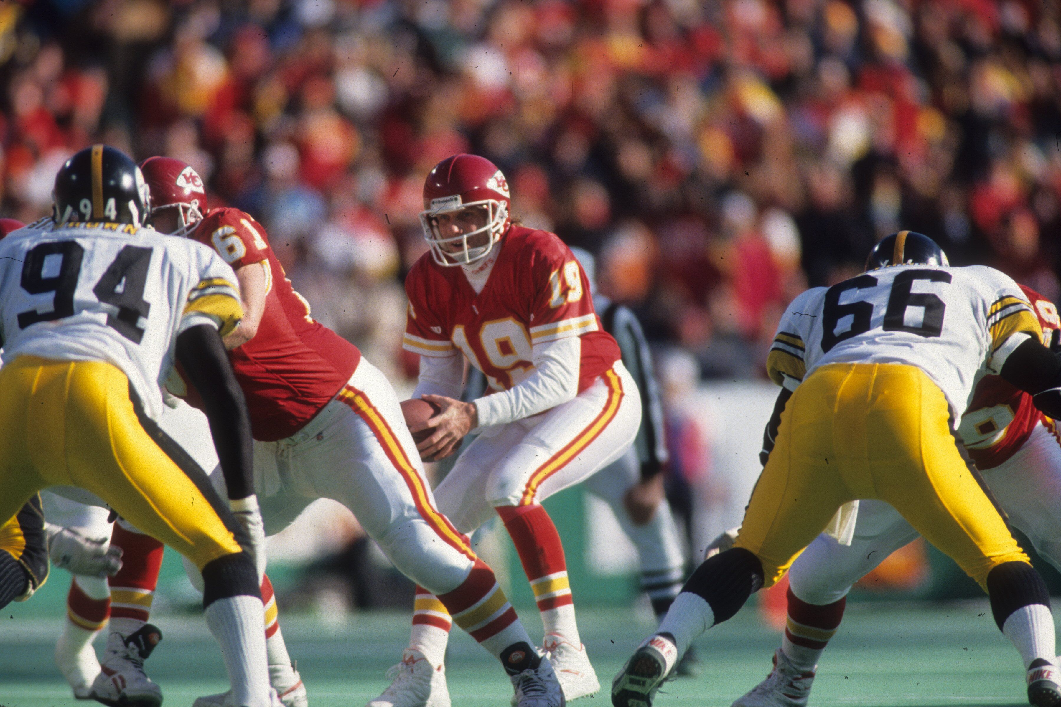 Image result for arrowhead 1993 playoffs