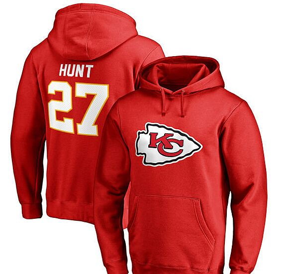 Kansas City Chiefs Gift Guide  10 must-have Kareem Hunt items 59062ec35