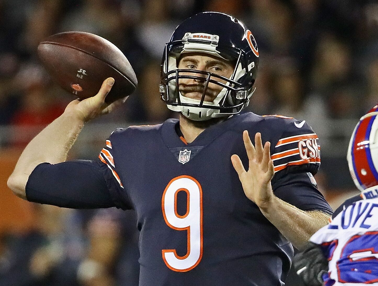 Tyler Bray re-signs with Chicago Bears
