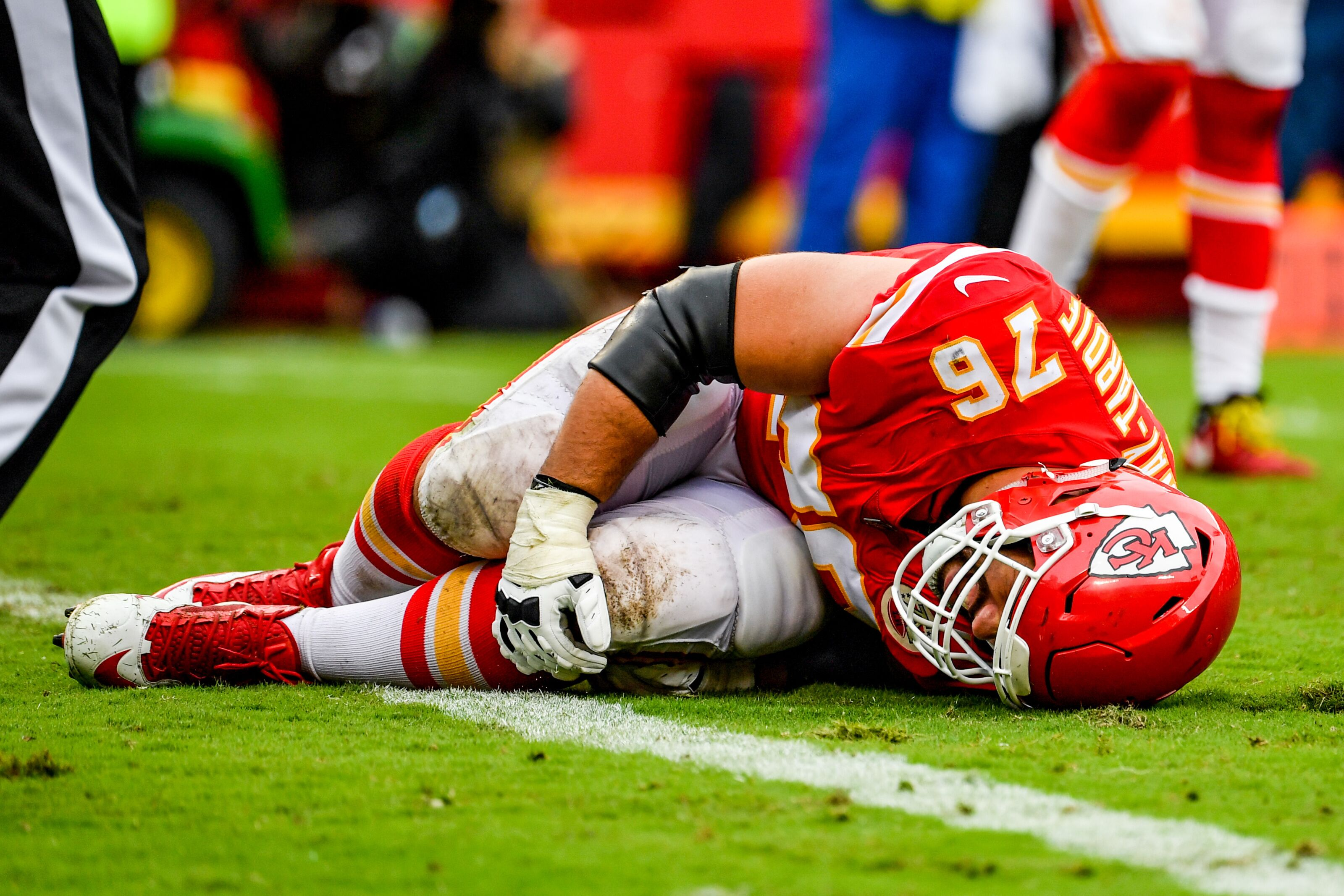 f689ebbf2 Will Laurent Duvernay-Tardif play out the rest of his contract?