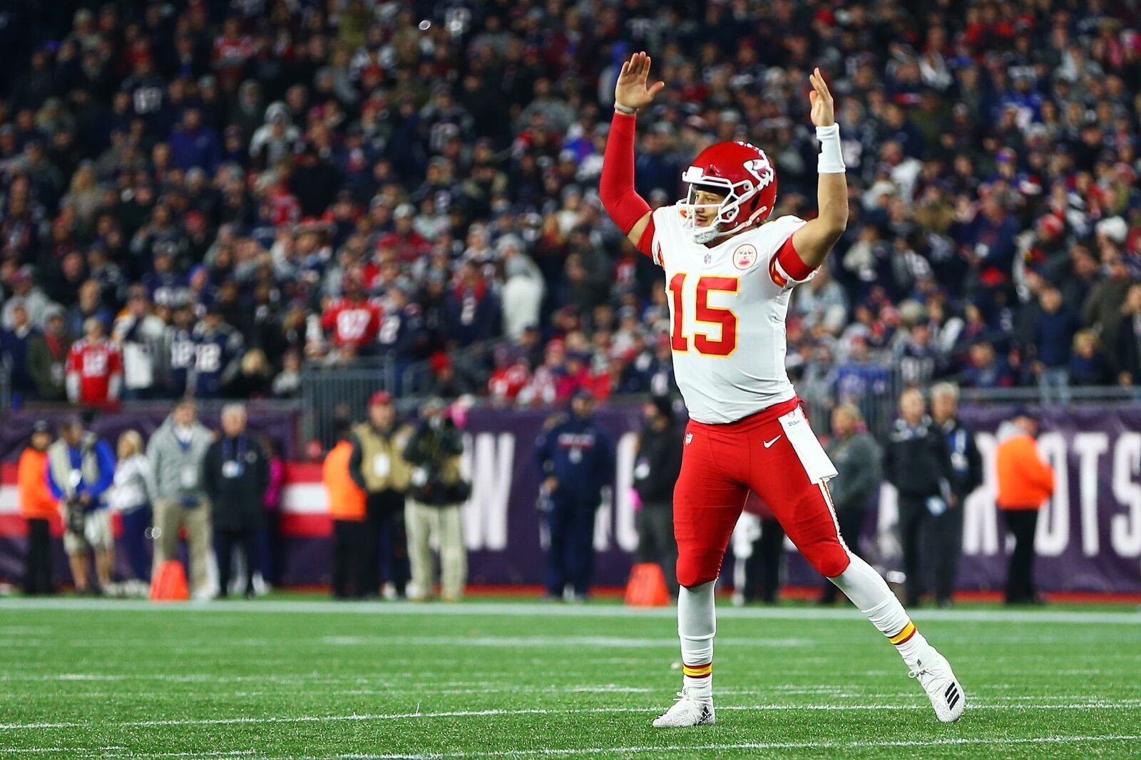 NFL standings  Kansas City Chiefs remain atop AFC West despite Patriots loss 11a1530c2
