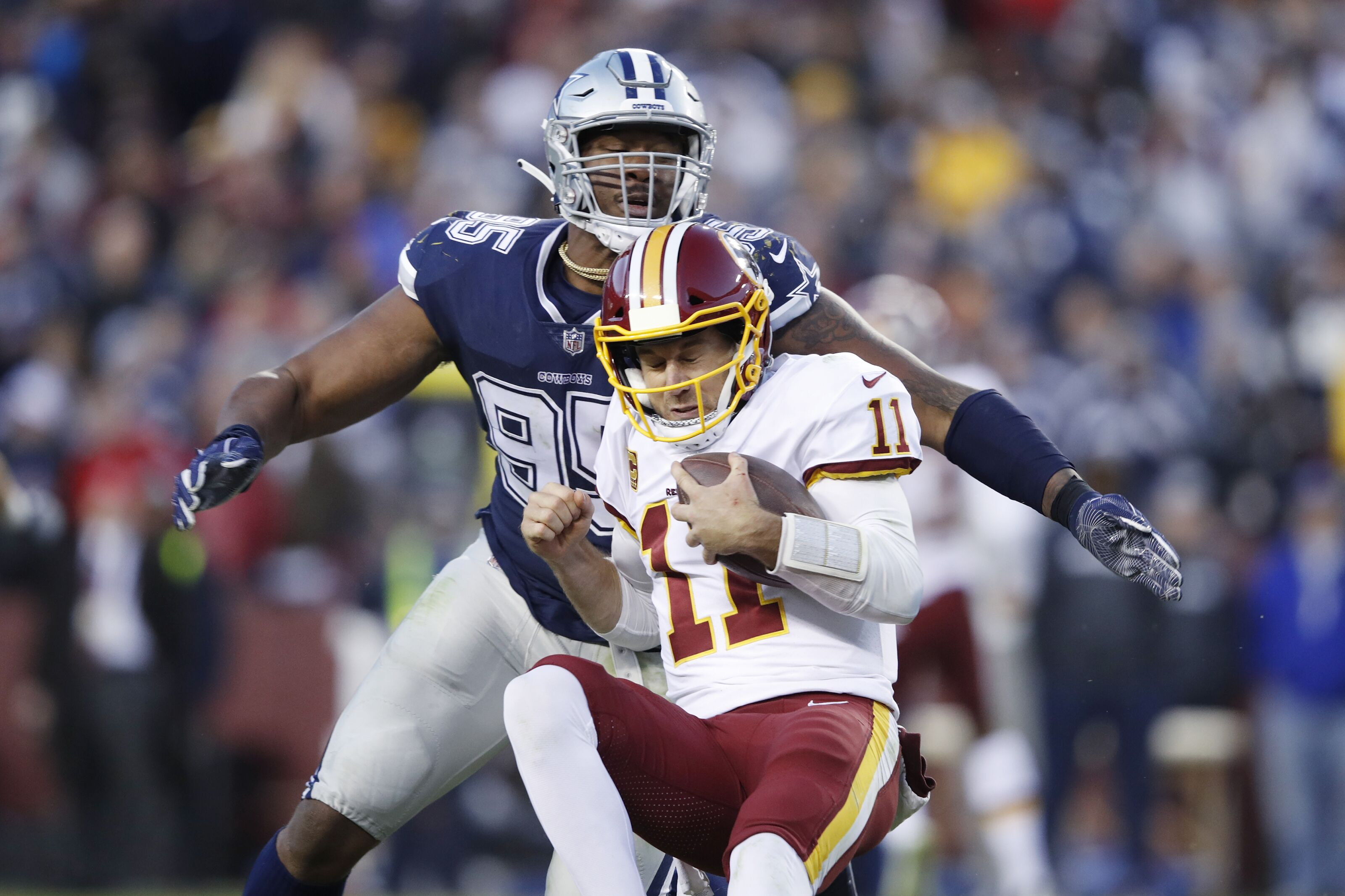 9d3042a9 NFL rumors: Dallas Cowboys will let David Irving hit free agency