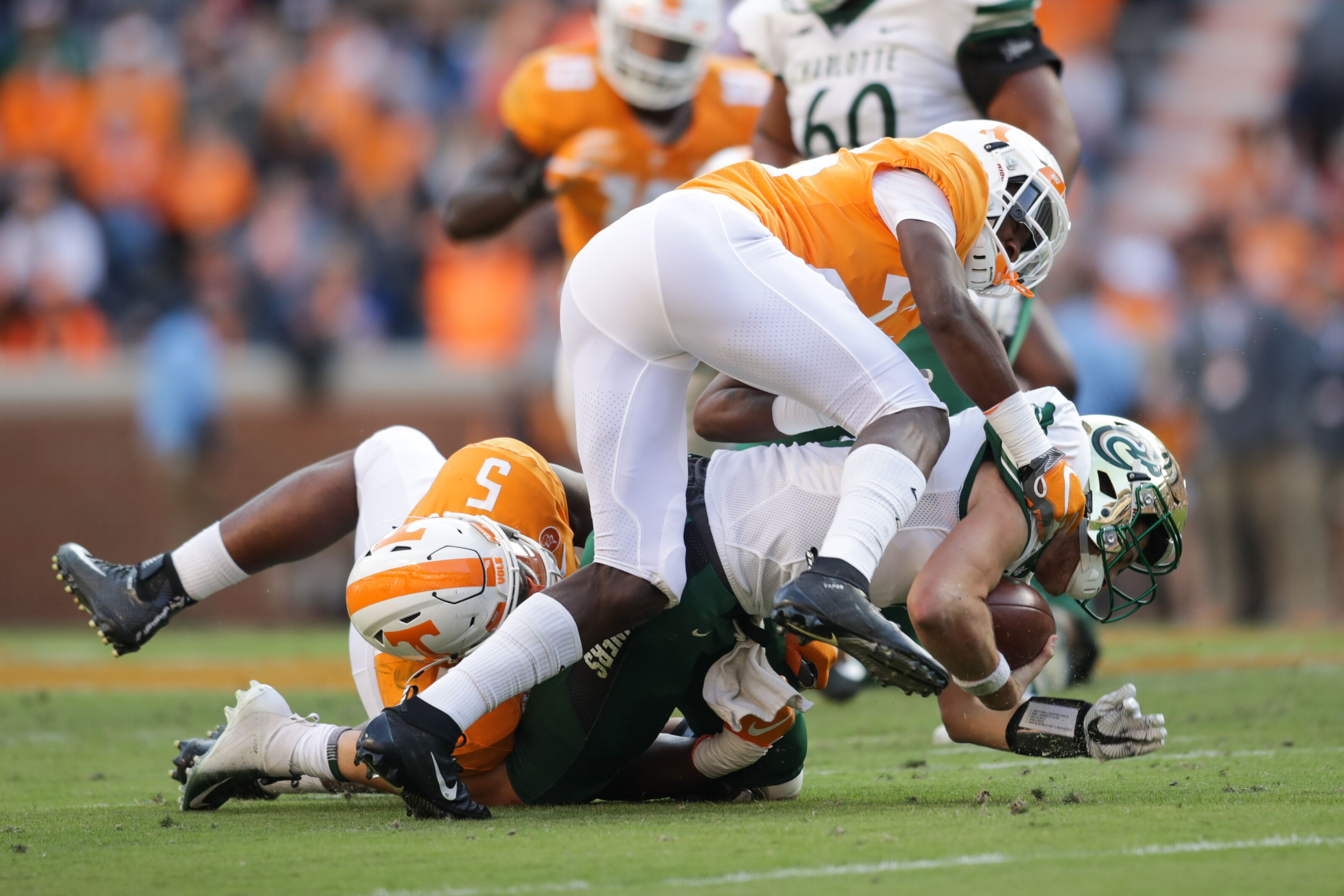 NFL Draft 2019: Chiefs check out Tennessee pass rusher Kyle Phillips