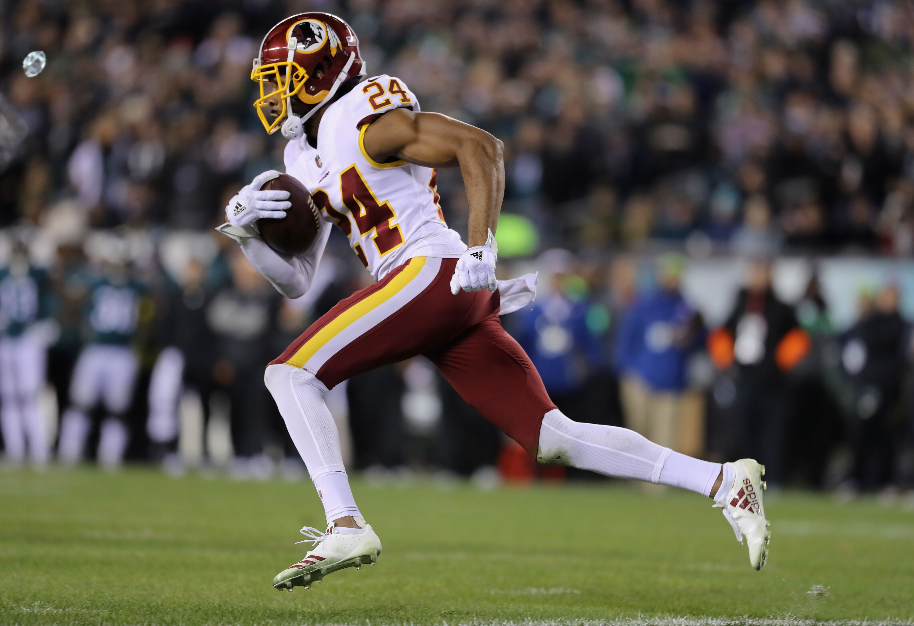 huge selection of 9273b a0e2d Josh Norman somewhat makes sense for the Kansas City Chiefs ...