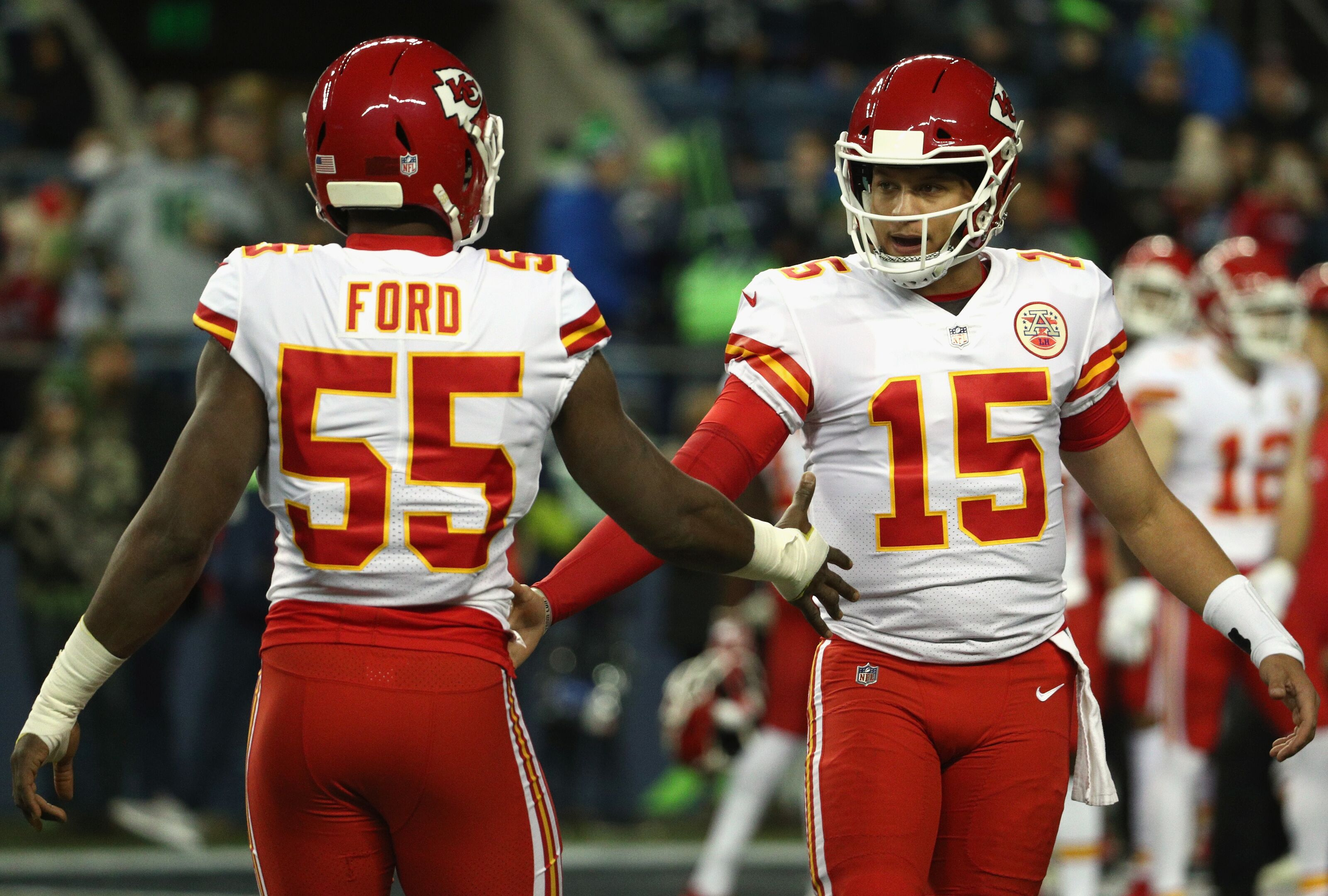 Kansas City Chiefs are (almost) fully healthy ahead of Raiders matchup 6c2937132