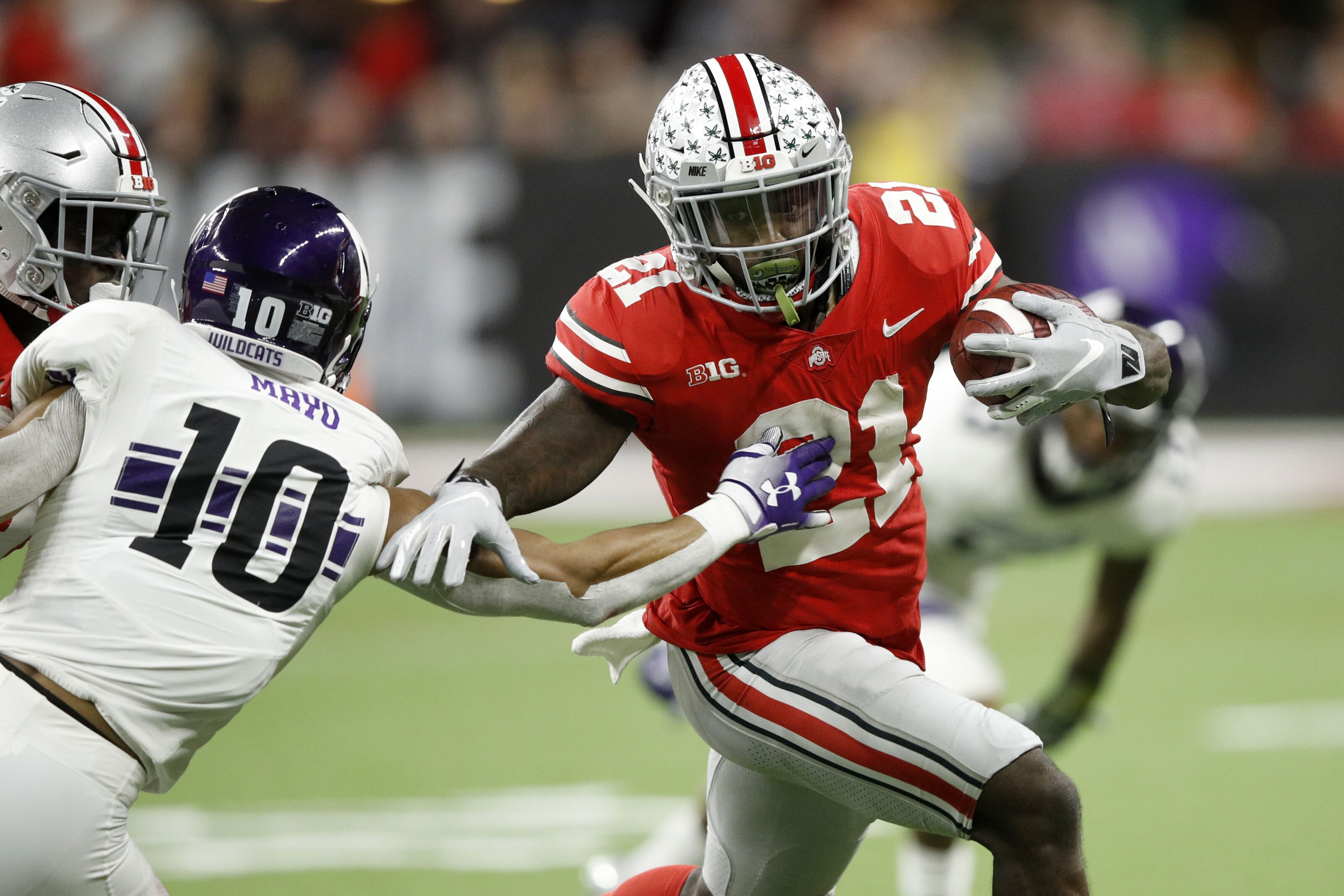 NFL mock draft: Chiefs' offense gets even better with projections