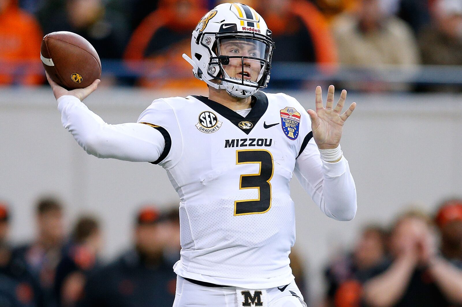 Drew Lock was upset when Chiefs selected Patrick Mahomes