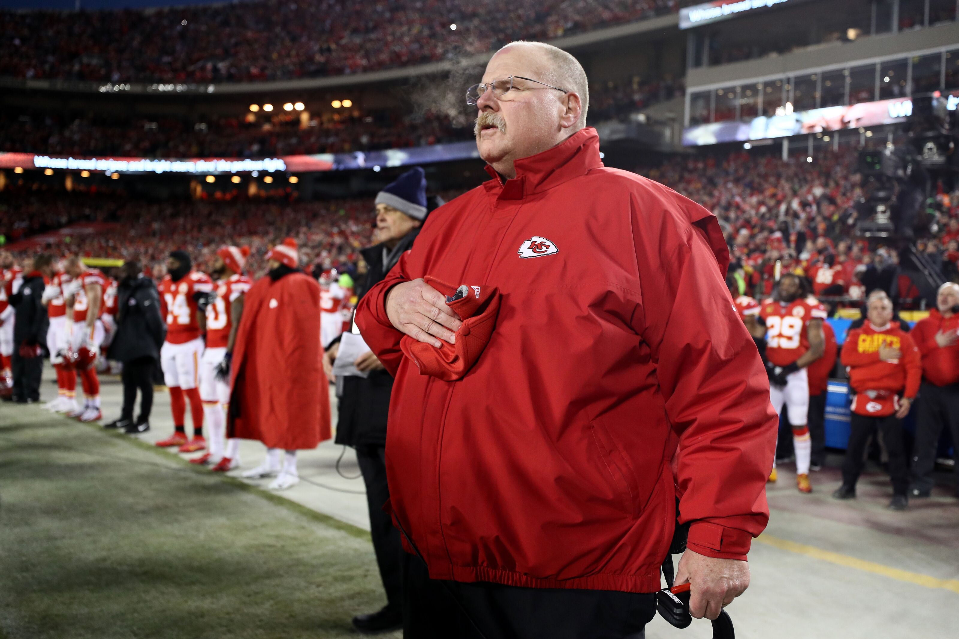 Chiefs vs. Steelers will be among televised preseason games