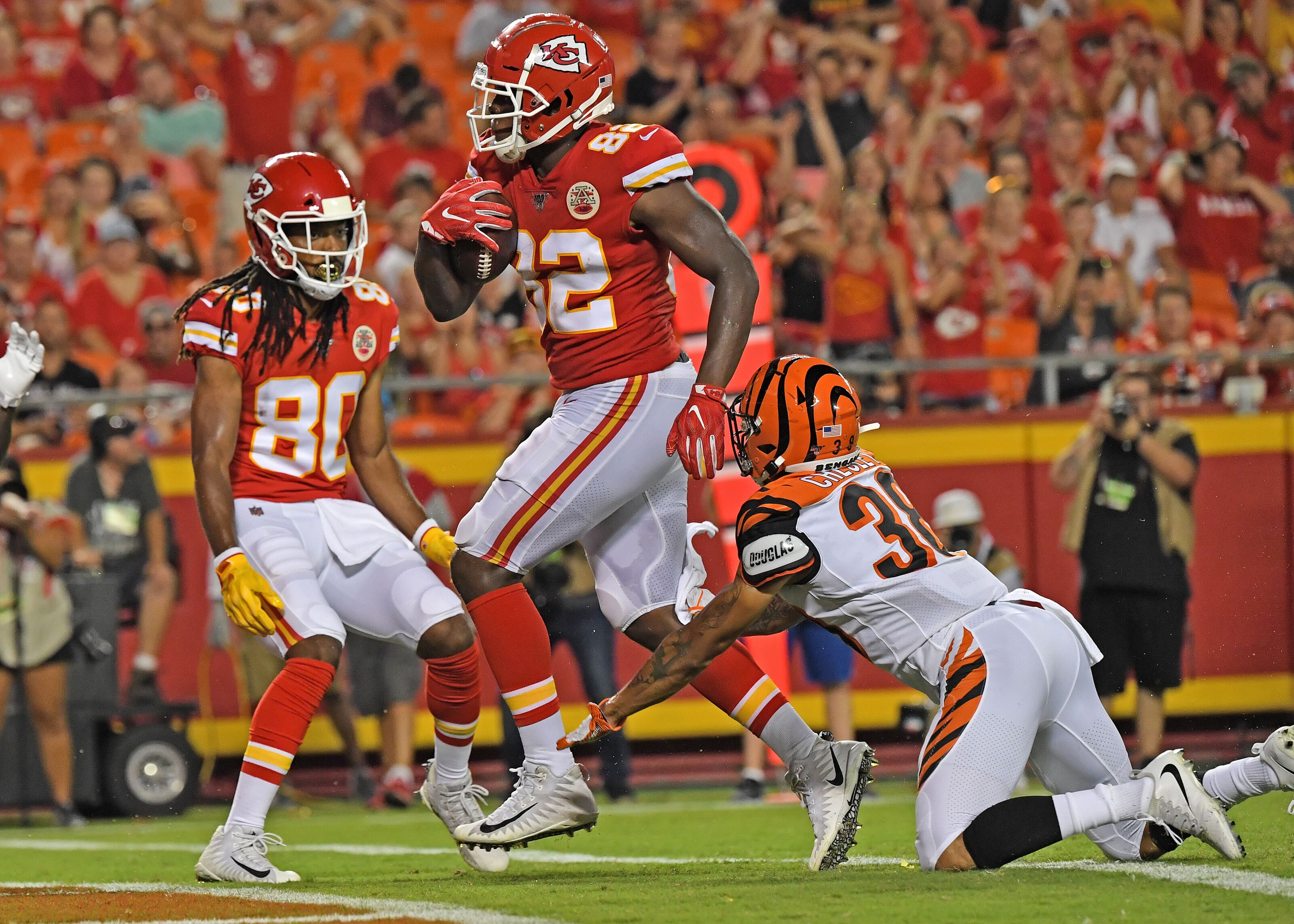 The 6 biggest surprises from the Kansas City Chiefs latest depth chart