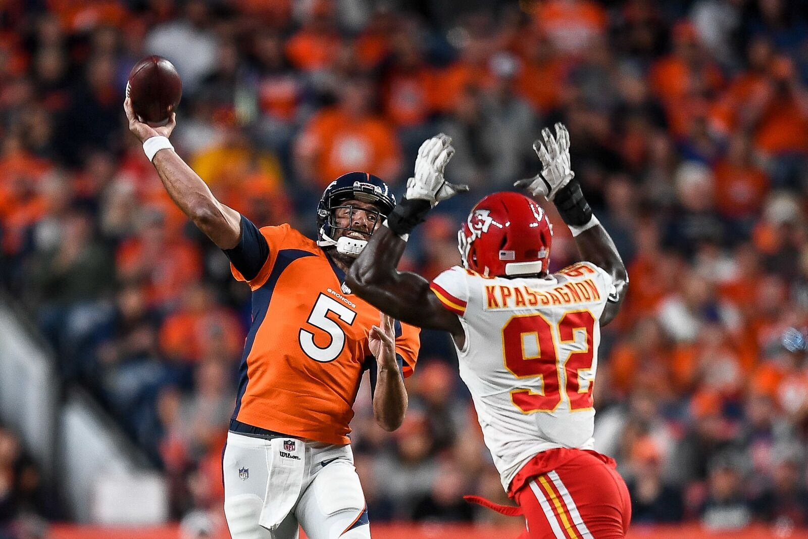 Inside the numbers: Chiefs defense dominates Broncos in breakout effort