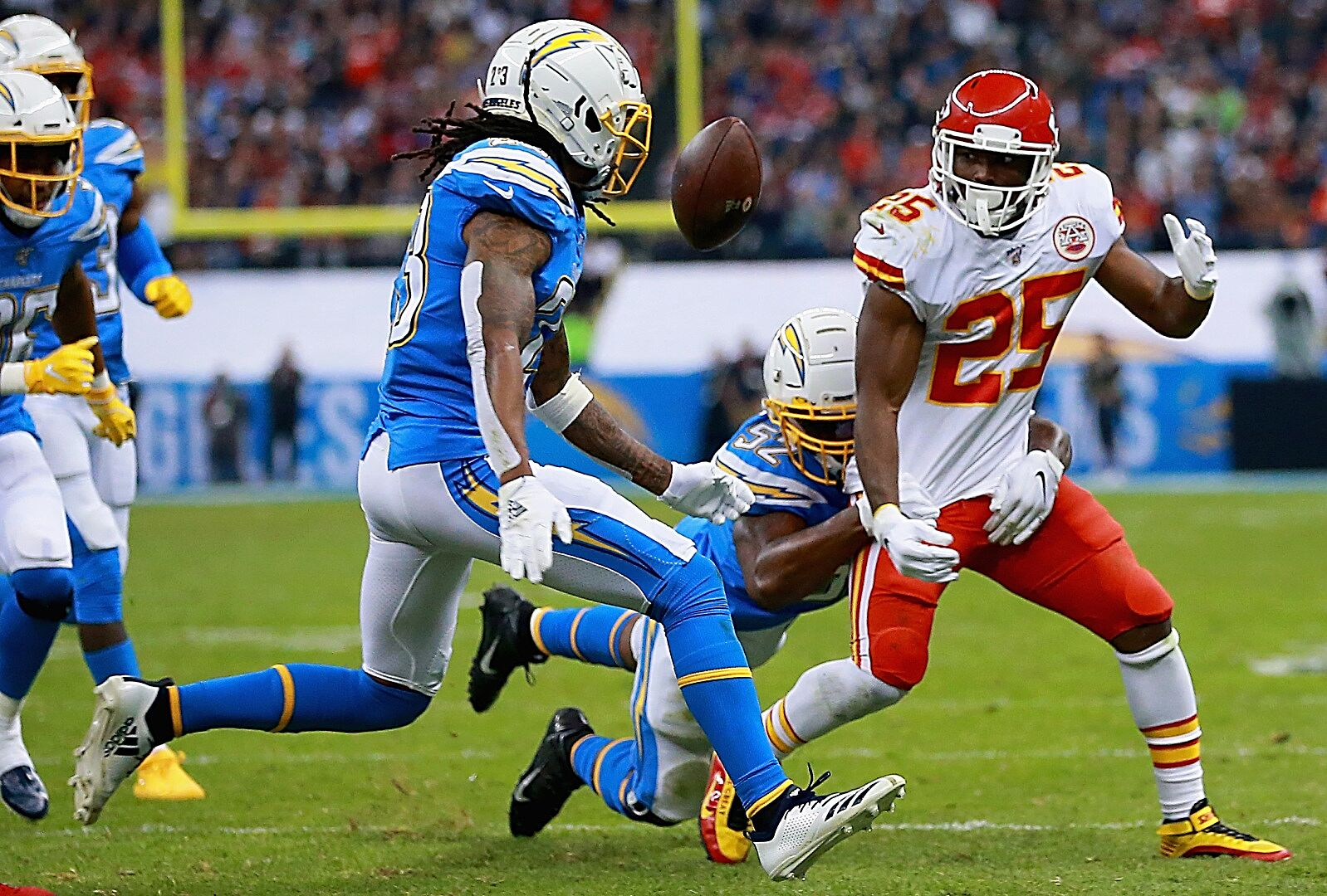 C.J. Anderson among free agent running backs Chiefs could consider
