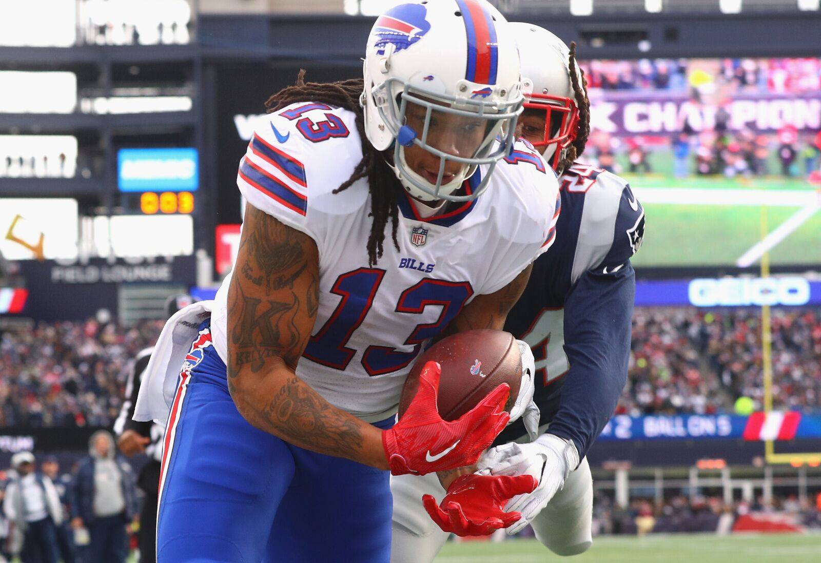 Kelvin Benjamin s short window of opportunity is now open with Chiefs 687207a15