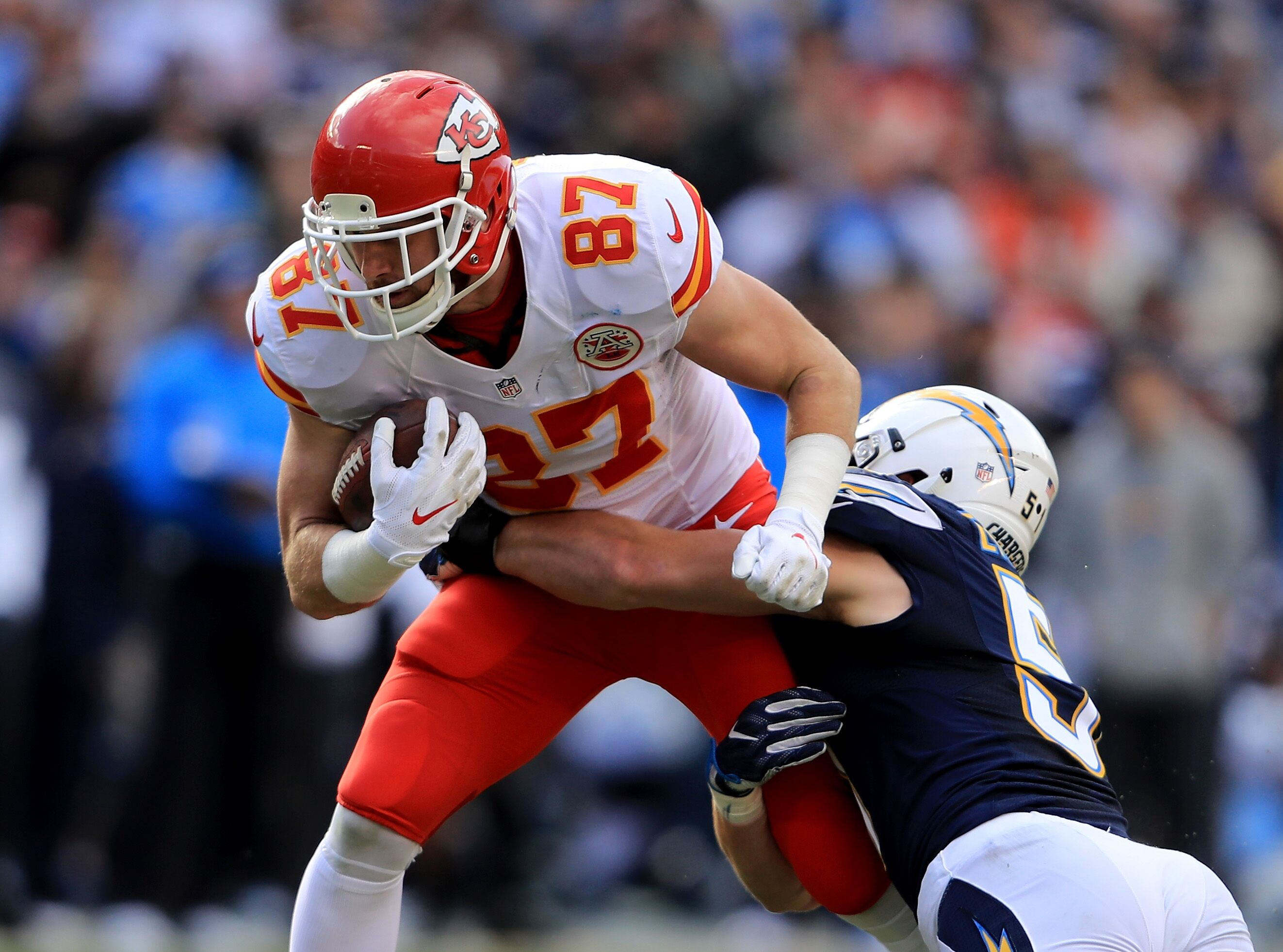 Travis Kelce Injury Update Chiefs Te Should Be Ready For