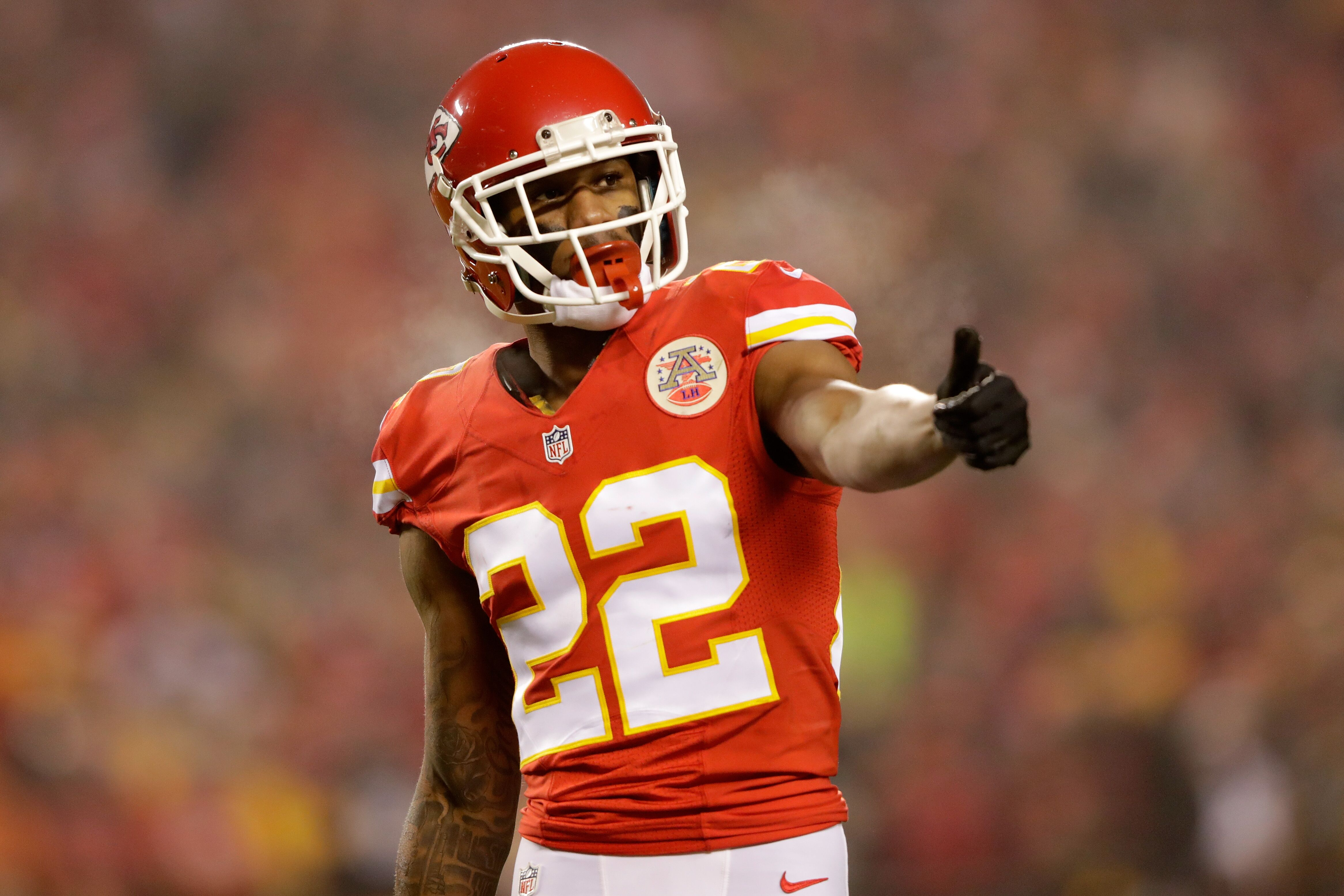 Marcus Peters Tyreek Hill make NFL s All Under 25 Team