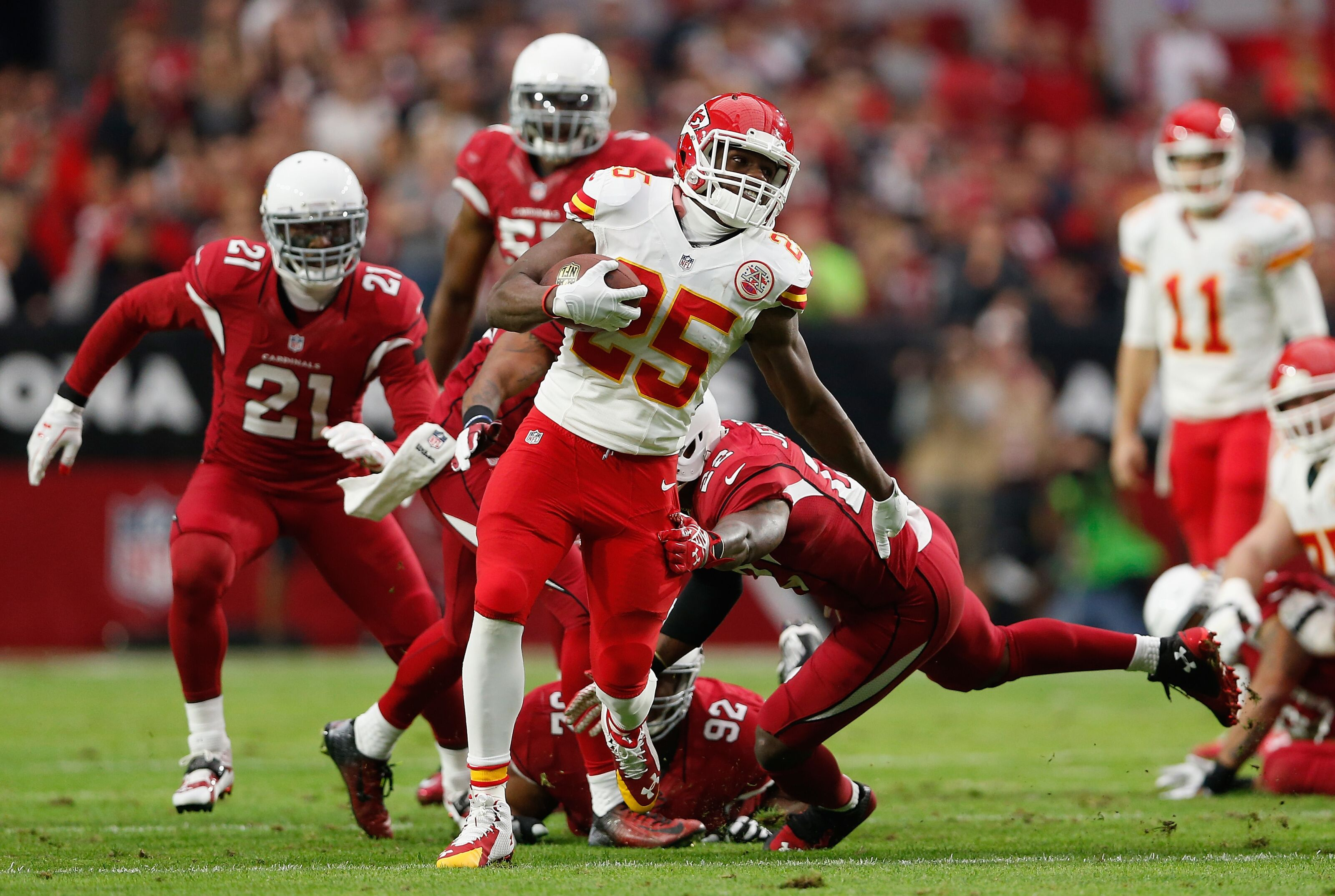 45658b0c Kansas City Chiefs: Why Jamaal Charles could have been much better