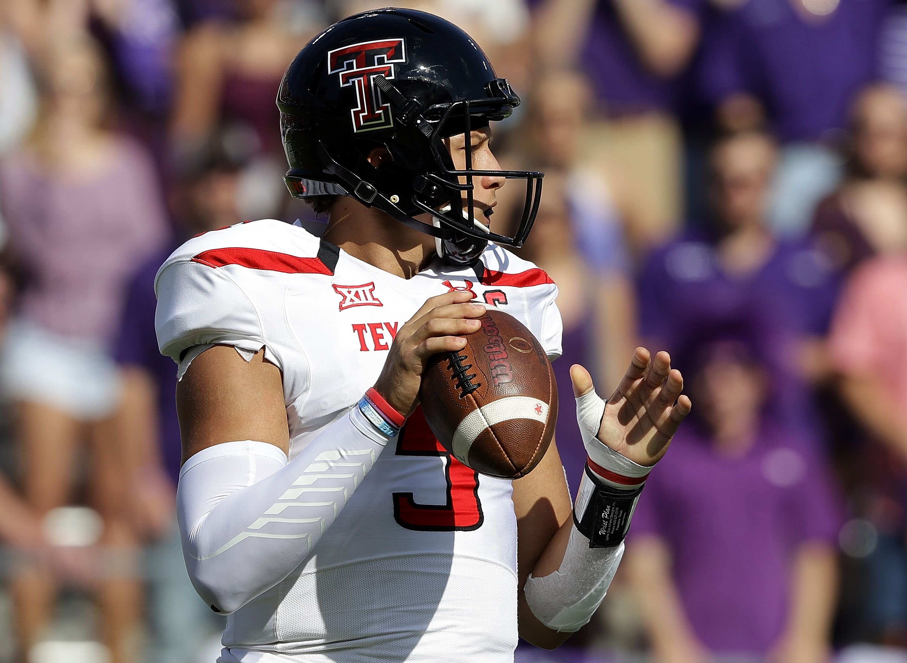 Latest on Kansas City Chiefs quarterback Patrick Mahomes including news stats videos highlights and more on ESPN