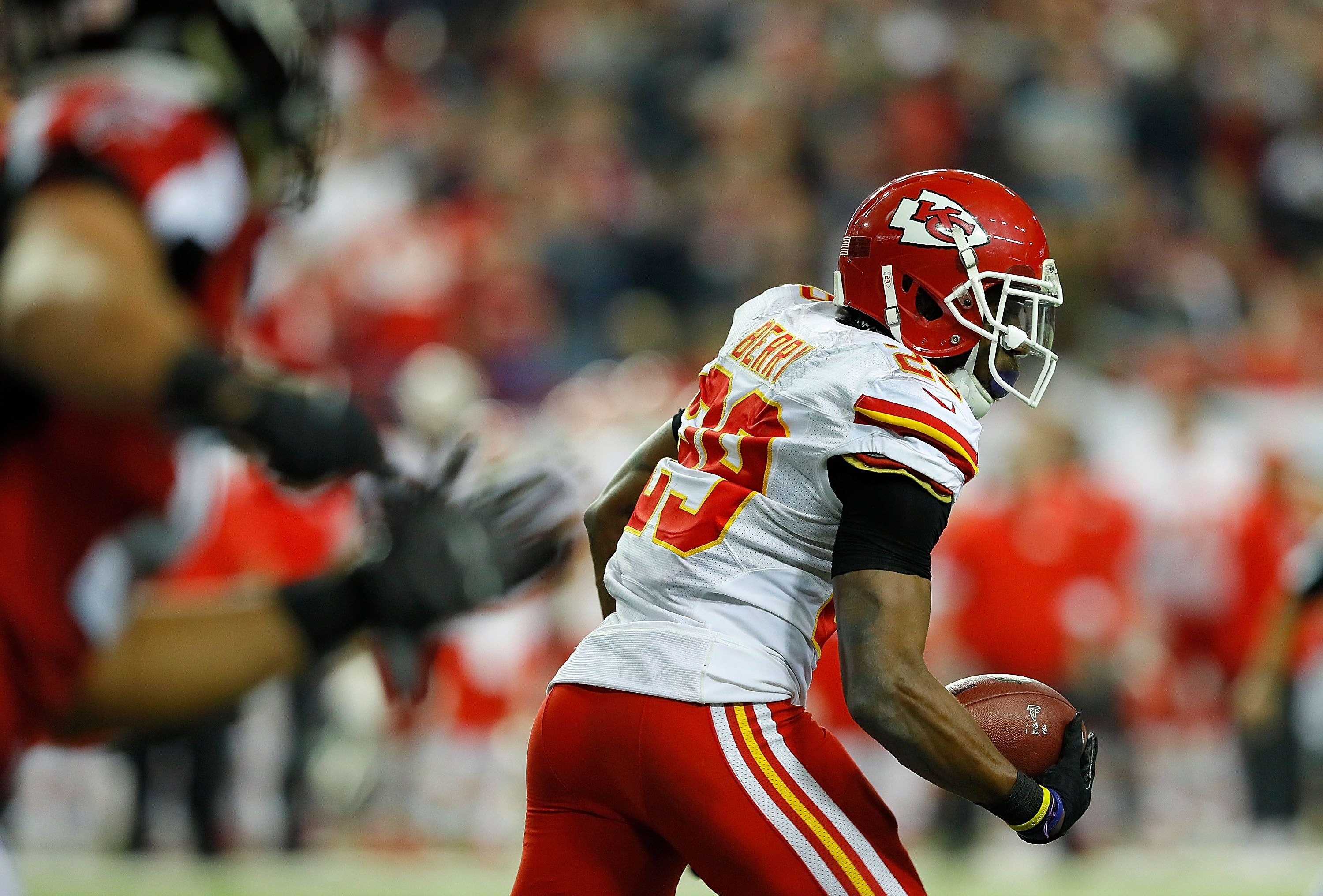 Eric Berry promises to e back stronger from Achilles injury
