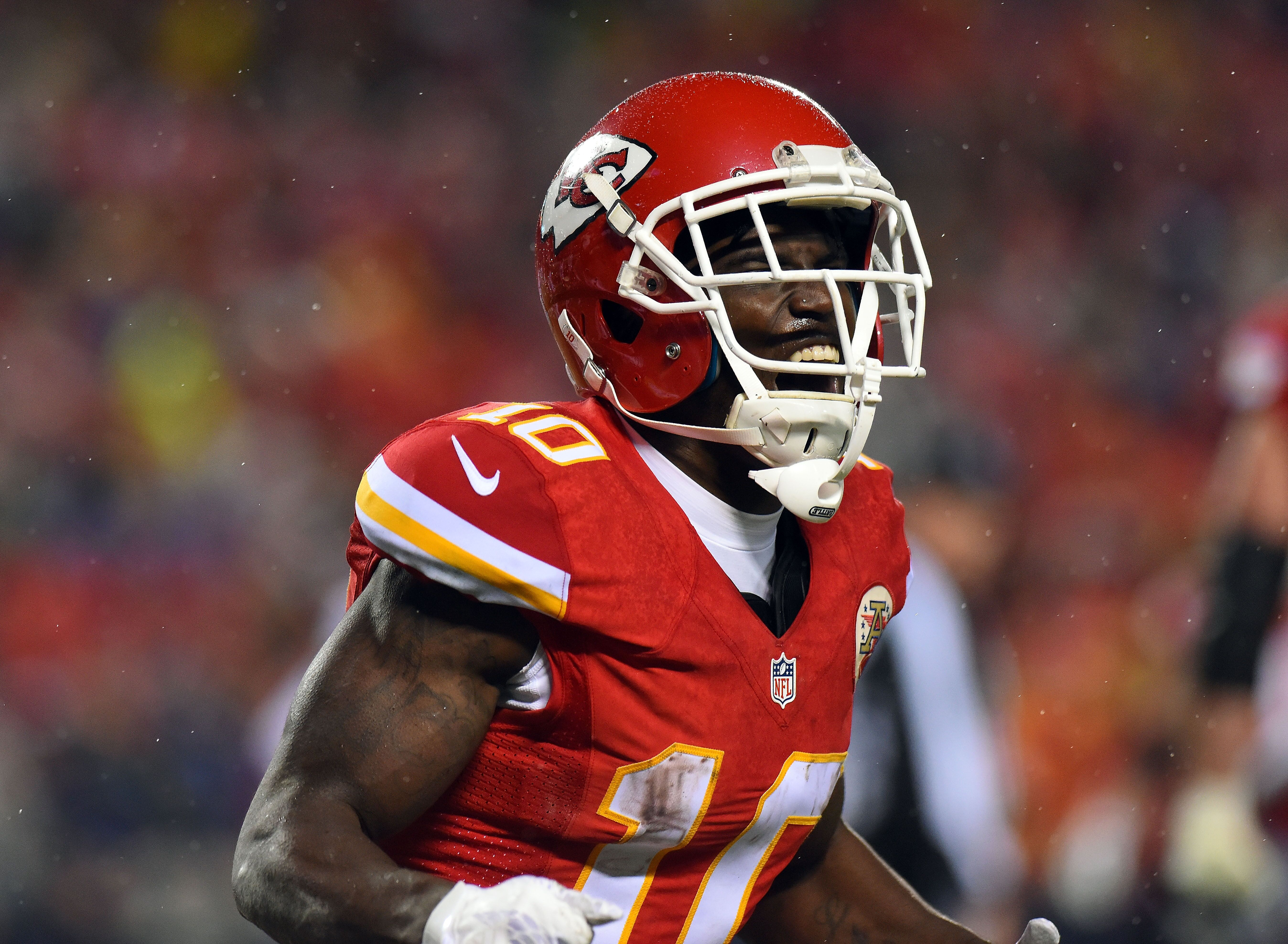 Is Chiefs WR Tyreek Hill a new T Y Hilton or Tavon Austin Page 2