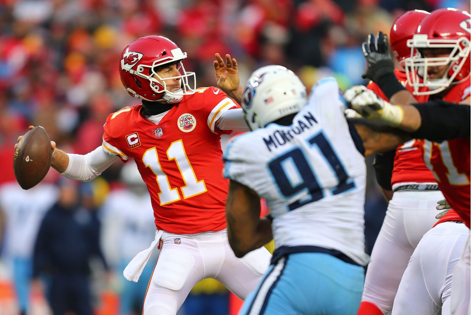 Hot The best Kansas City Chiefs to ever wear the uniform: No. 11  for cheap