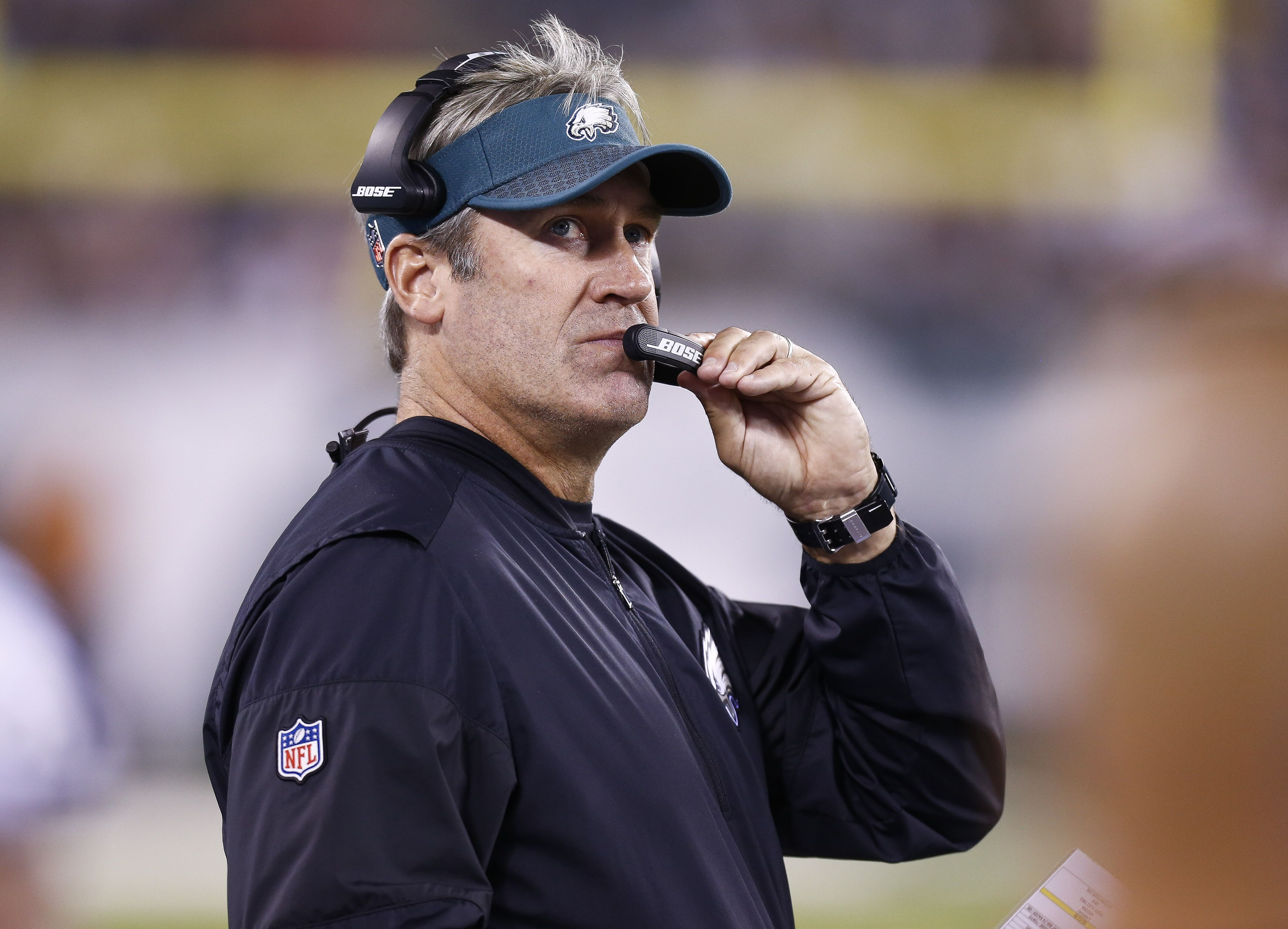 The Philadelphia Eagles announced the hiring of Kansas City Chiefs offensive coordinator Doug Pederson as the teams new head coach on January 18 2016