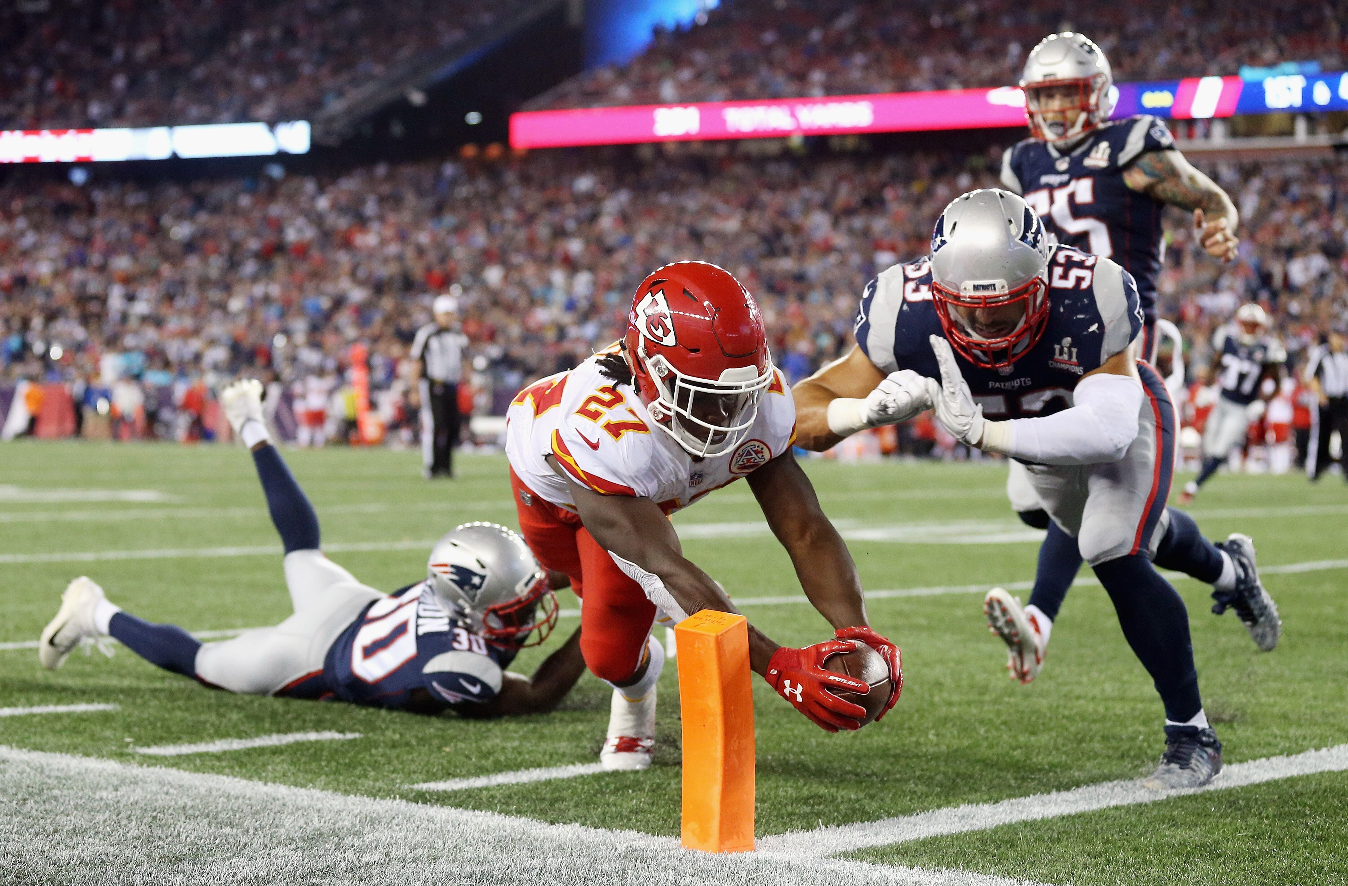 The Kansas City Chiefs' future is as bright as the present