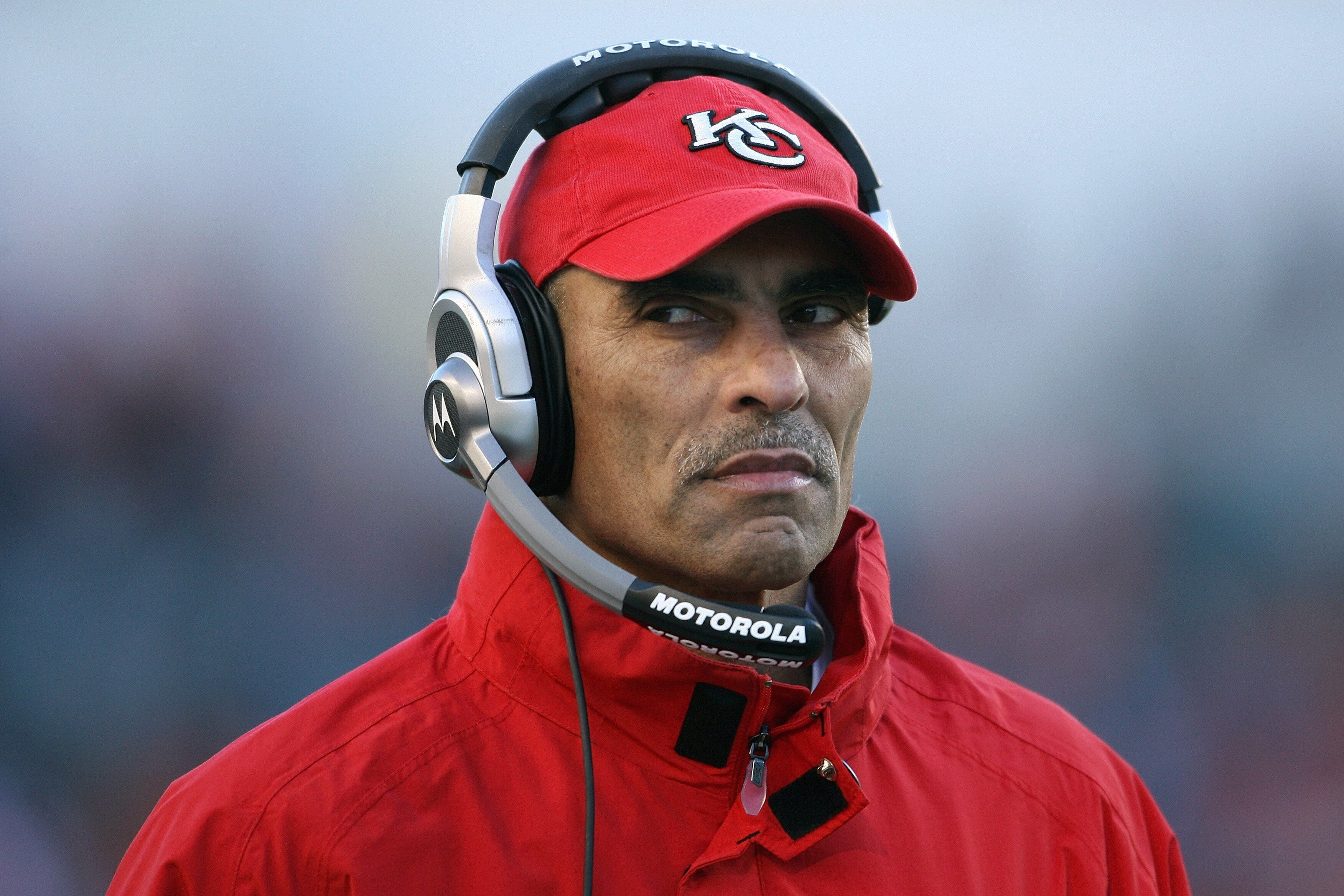 Former Chiefs head coach Herm Edwards could resurface at ...