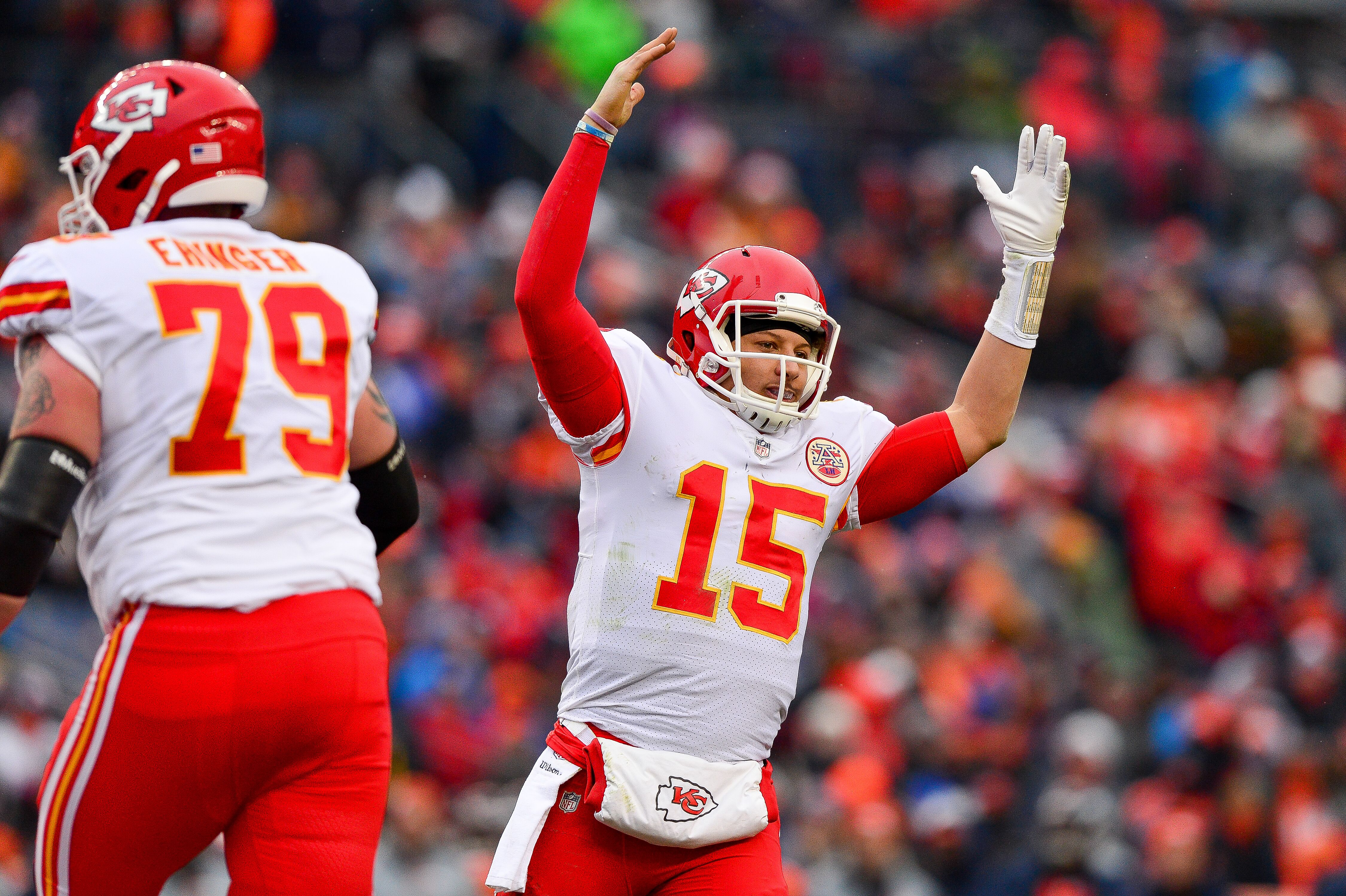 Patrick Mahomes Is Breaking Kansas City Chiefs Curses