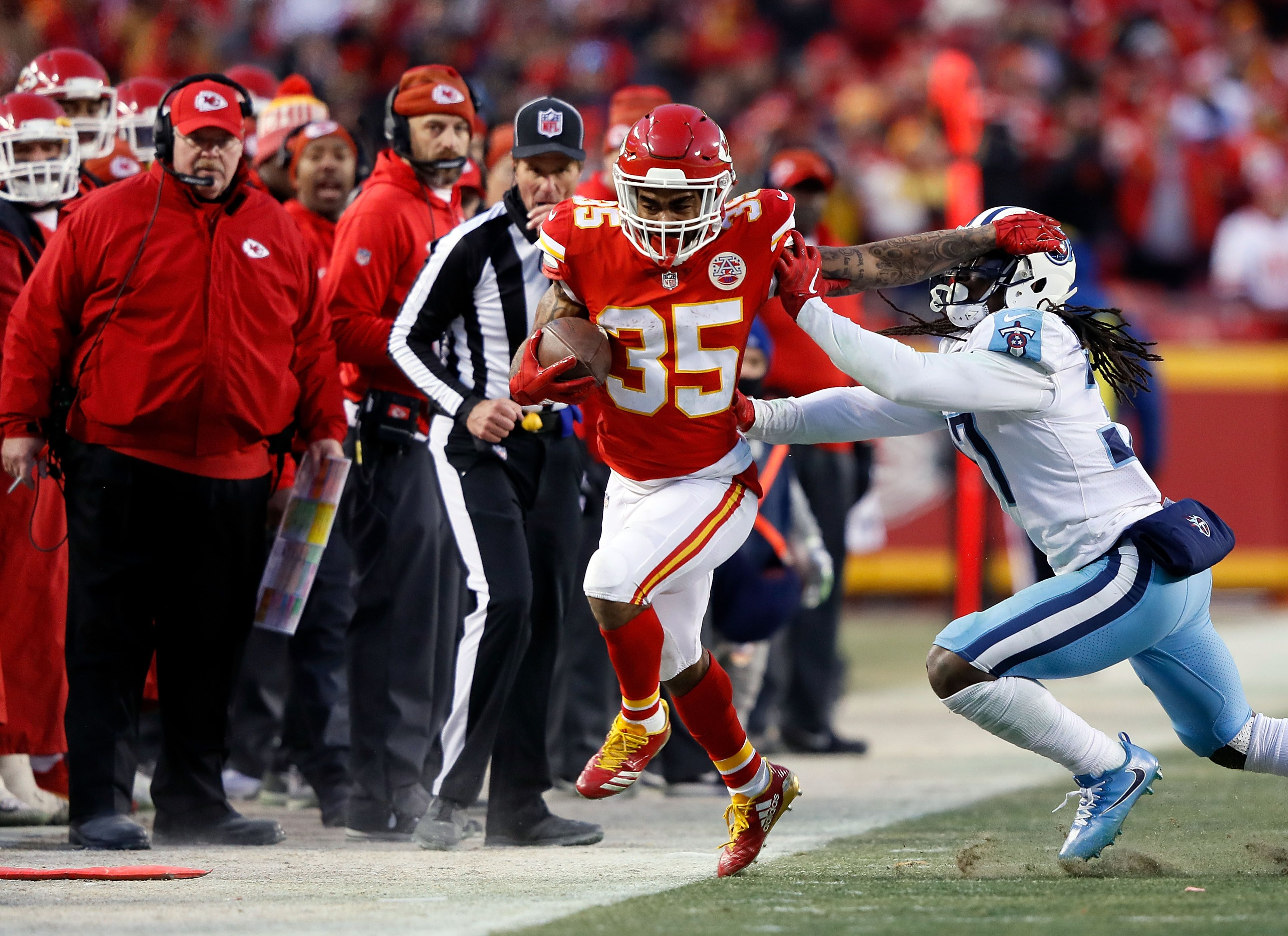 Scouting the enemy: Can the Kansas City Chiefs finally defeat the Pittsburgh Steelers? - Page 3