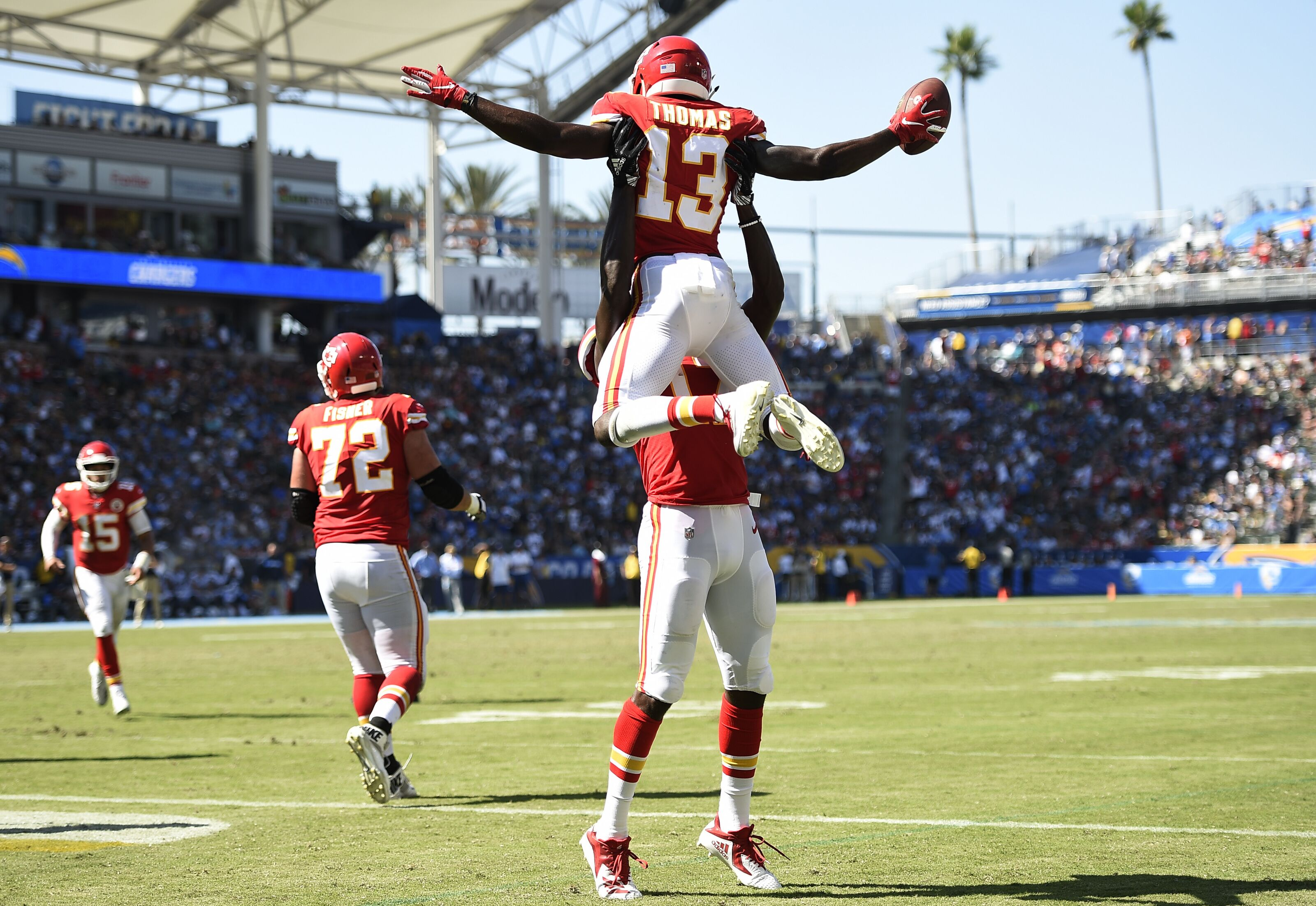 4c72d92f Former Kansas City Chiefs who could return in 2019 - Page 5