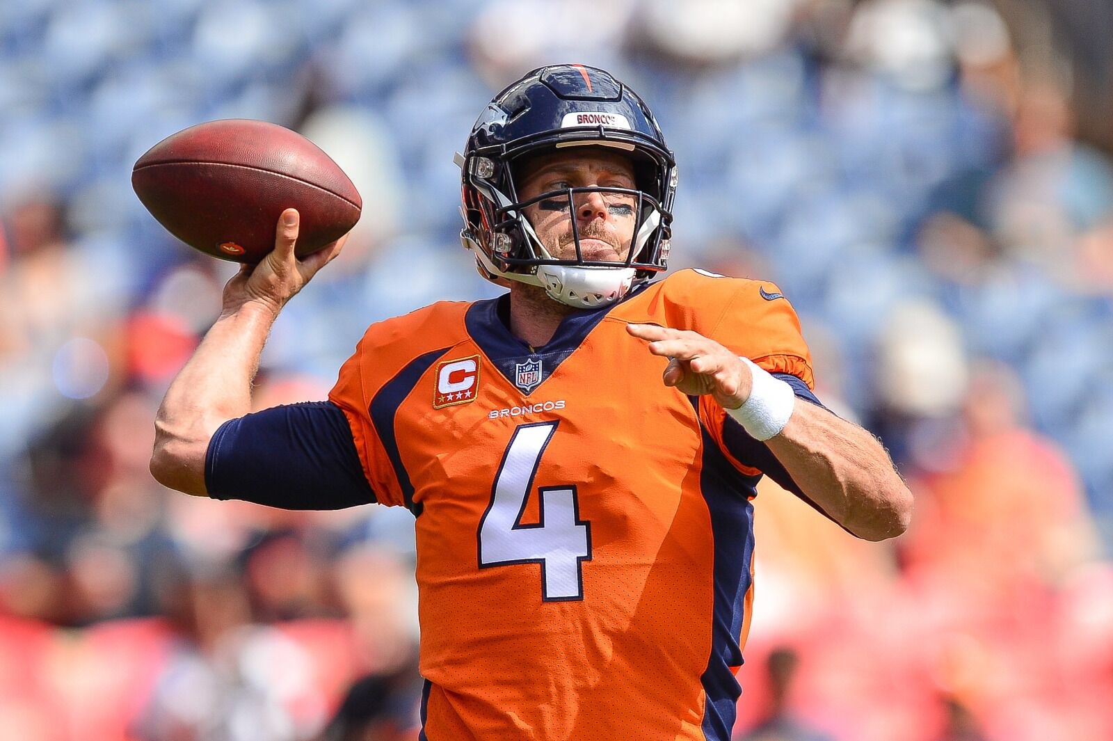 huge discount 5a379 7b8b8 Was Case Keenum the wrong choice for the Denver Broncos?