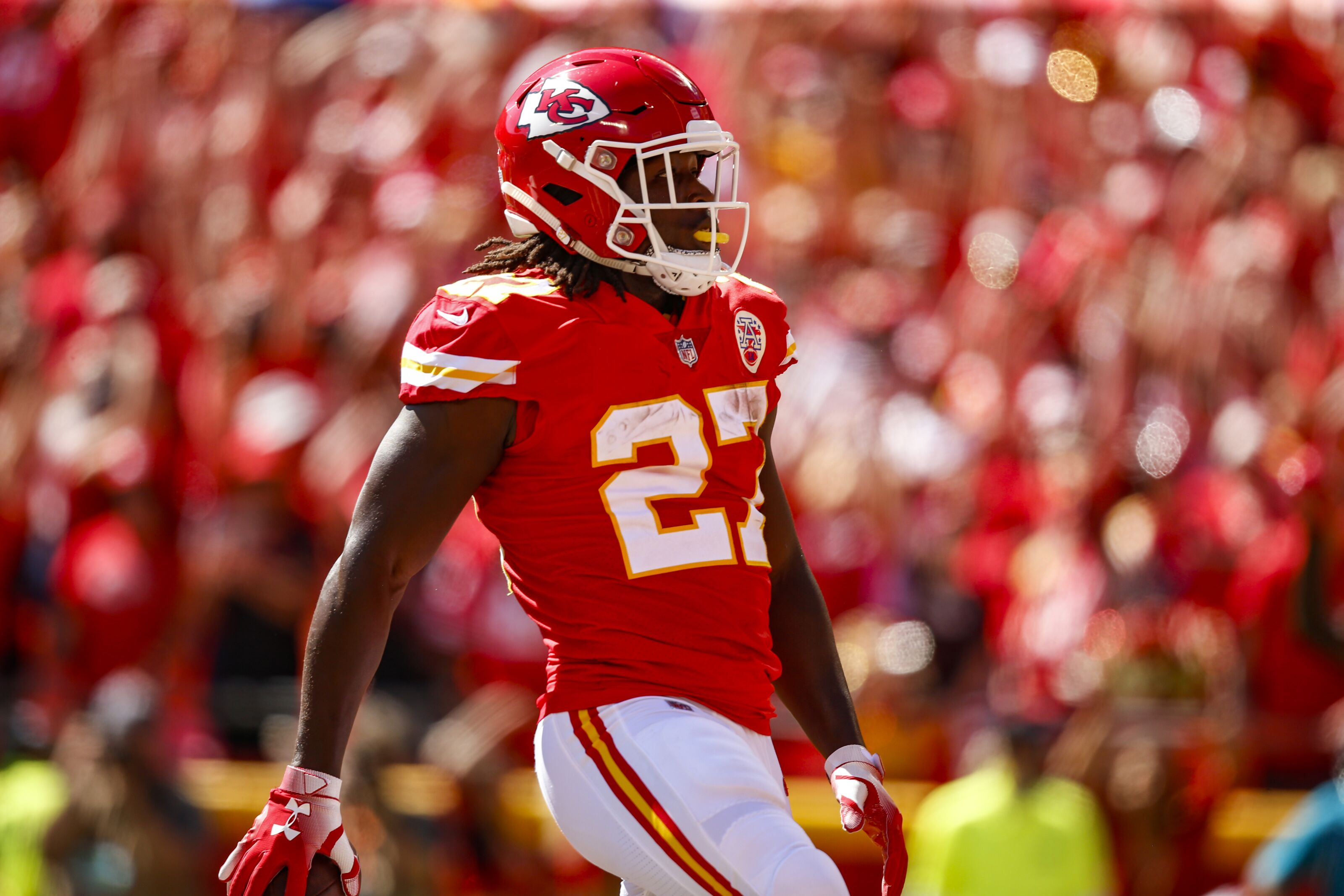 6c55e233 It's too bad the Kansas City Chiefs can't re-sign Kareem Hunt