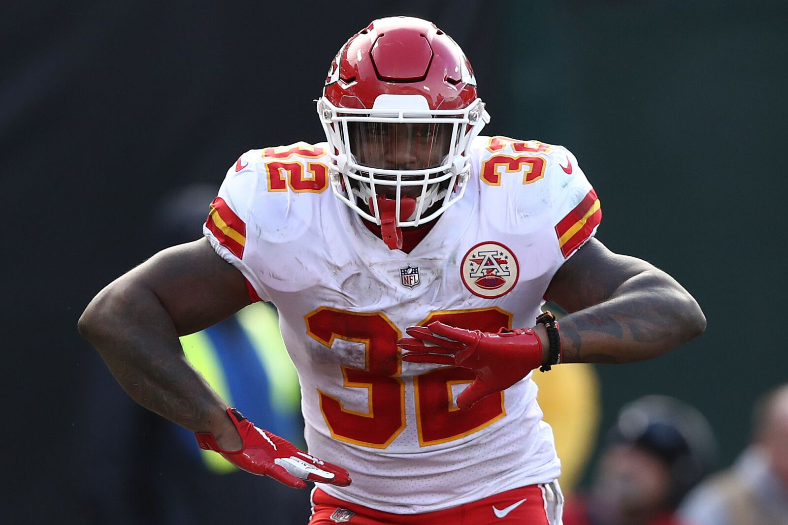 Spencer Ware plans to still play in 2019 for another team besides Colts