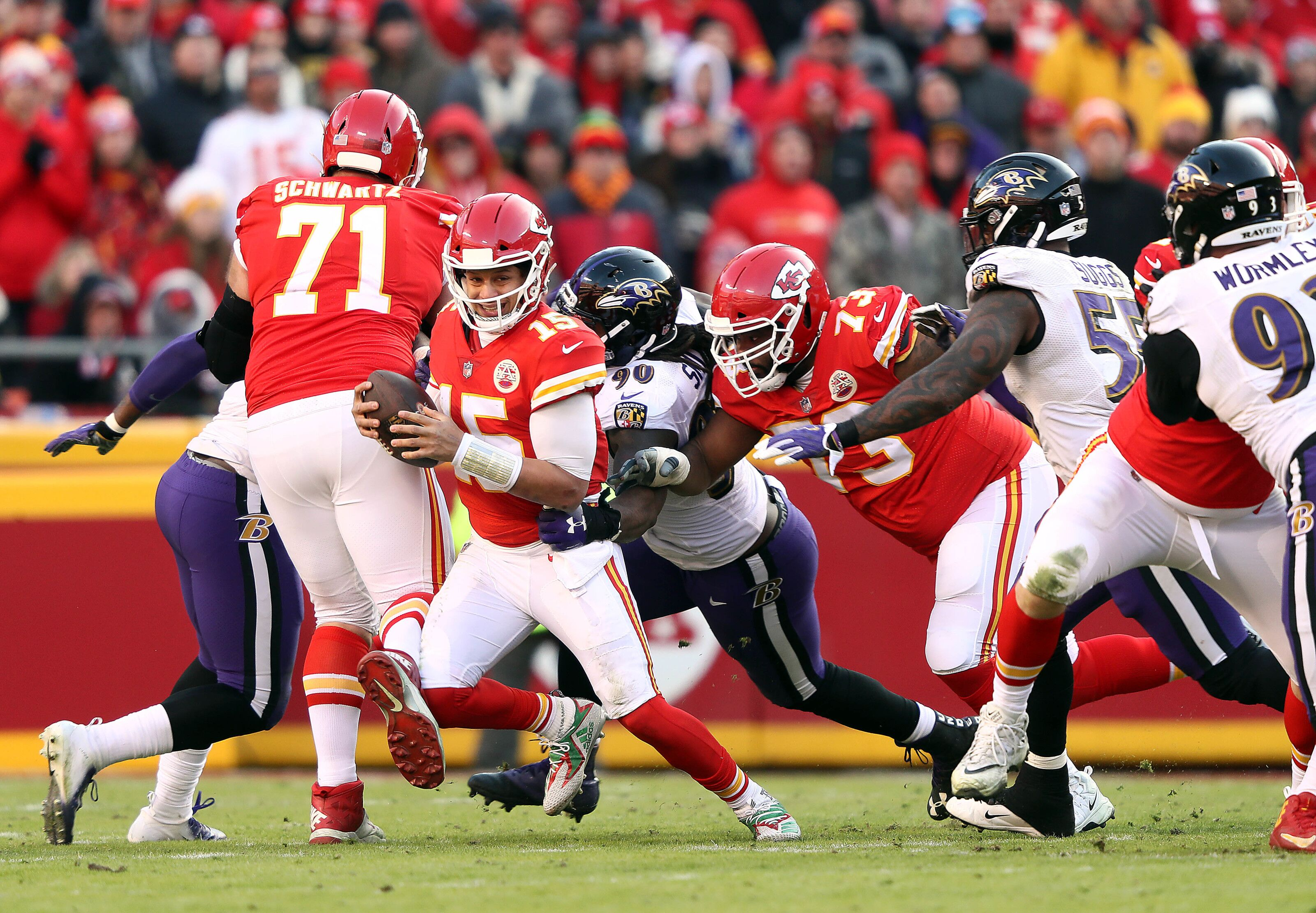 Texans Carlos Hyde Finds Extra Motivation in Win Over the Kansas City Chiefs