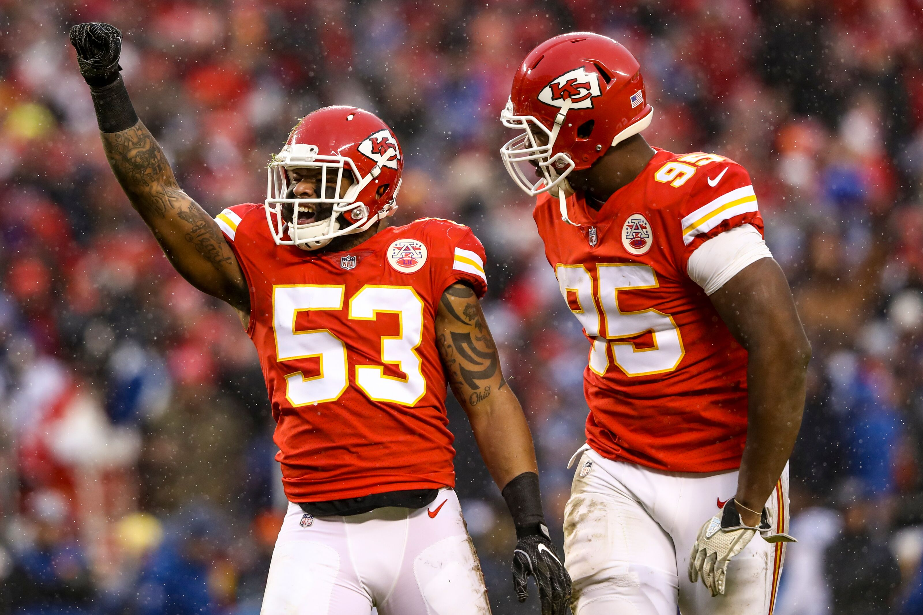 c3095ff2 2019 Kansas City Chiefs roster battle preview: Linebackers