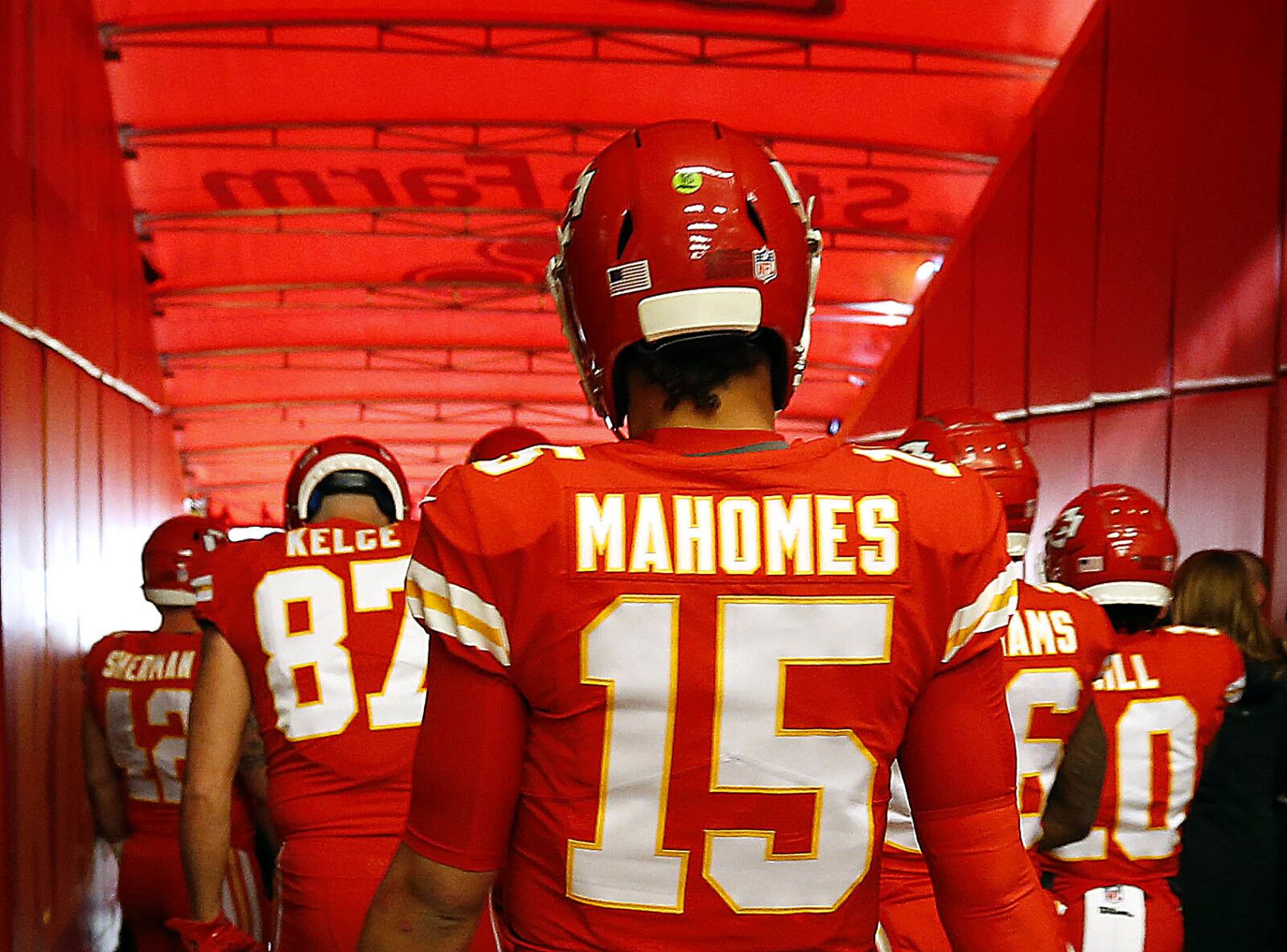 The Kansas City Chiefs will go as far as Patrick Mahomes can carry them cacde67d1