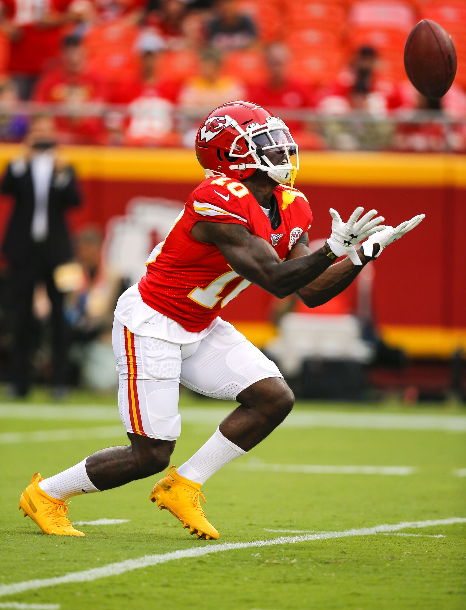 Tyreek Hill could have major fantasy football impact vs. Texans in Week 6