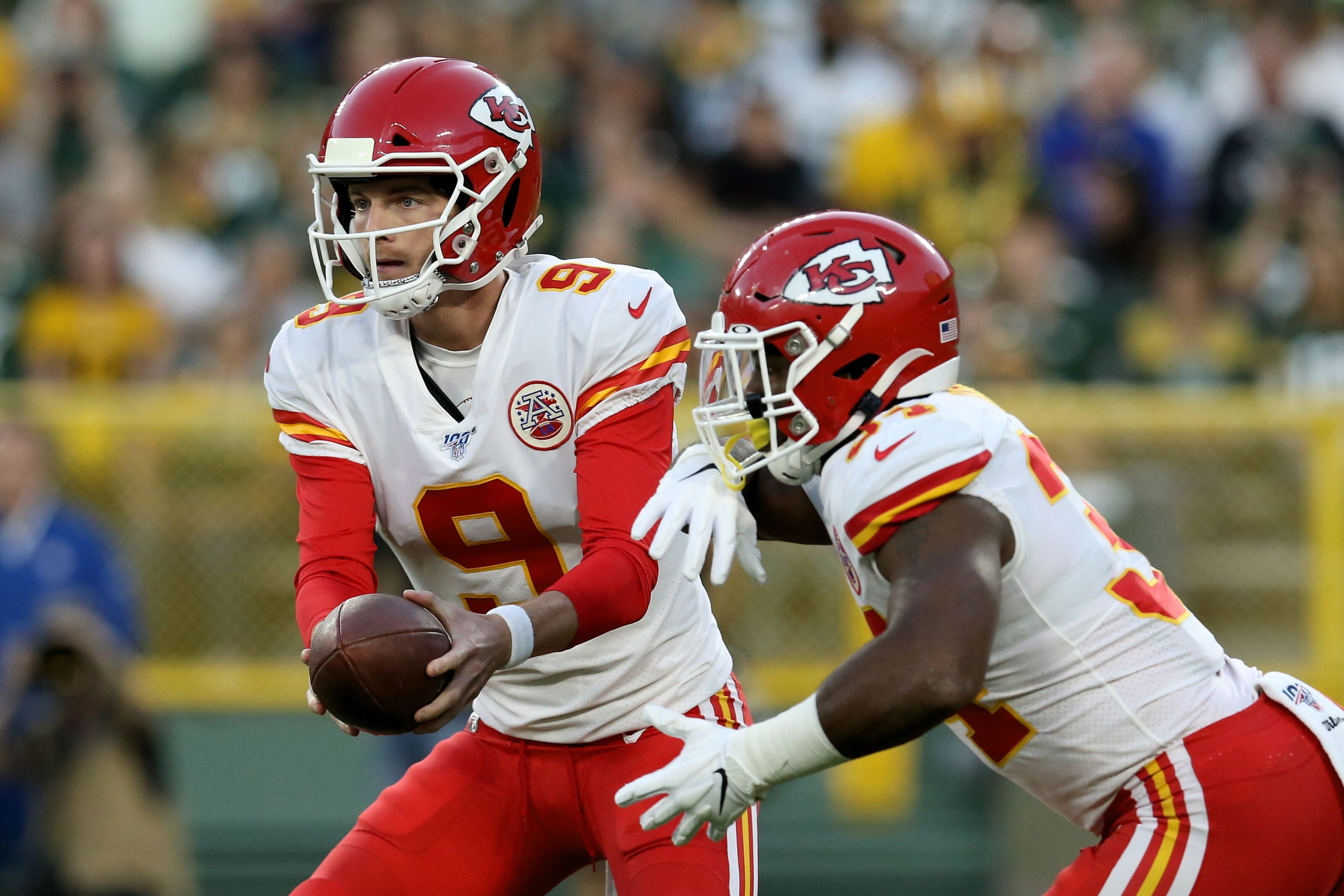 The Kansas City Chiefs are gambling on their own young safeties - Page 2