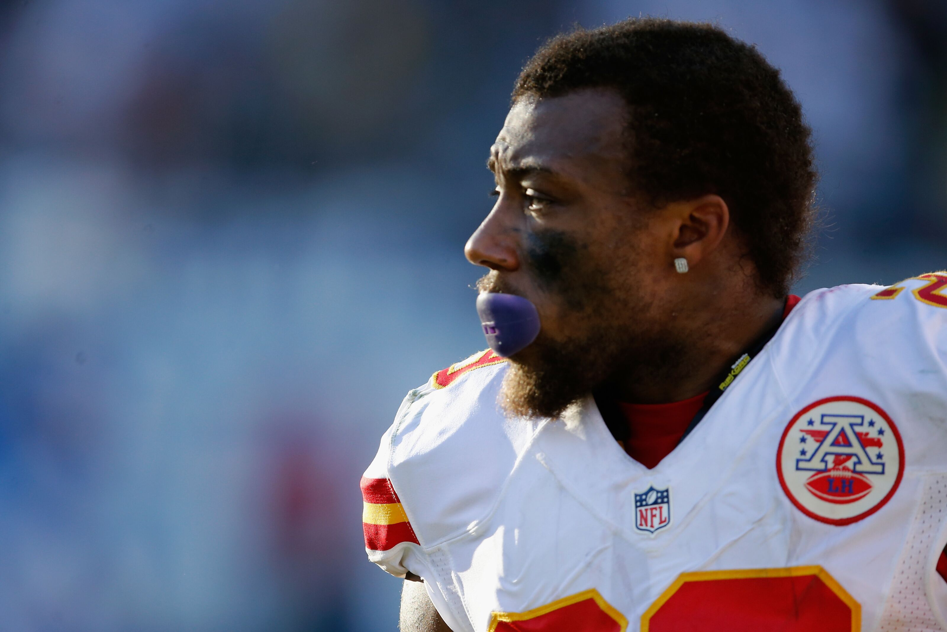 Eric Berry is getting passed over by other safeties