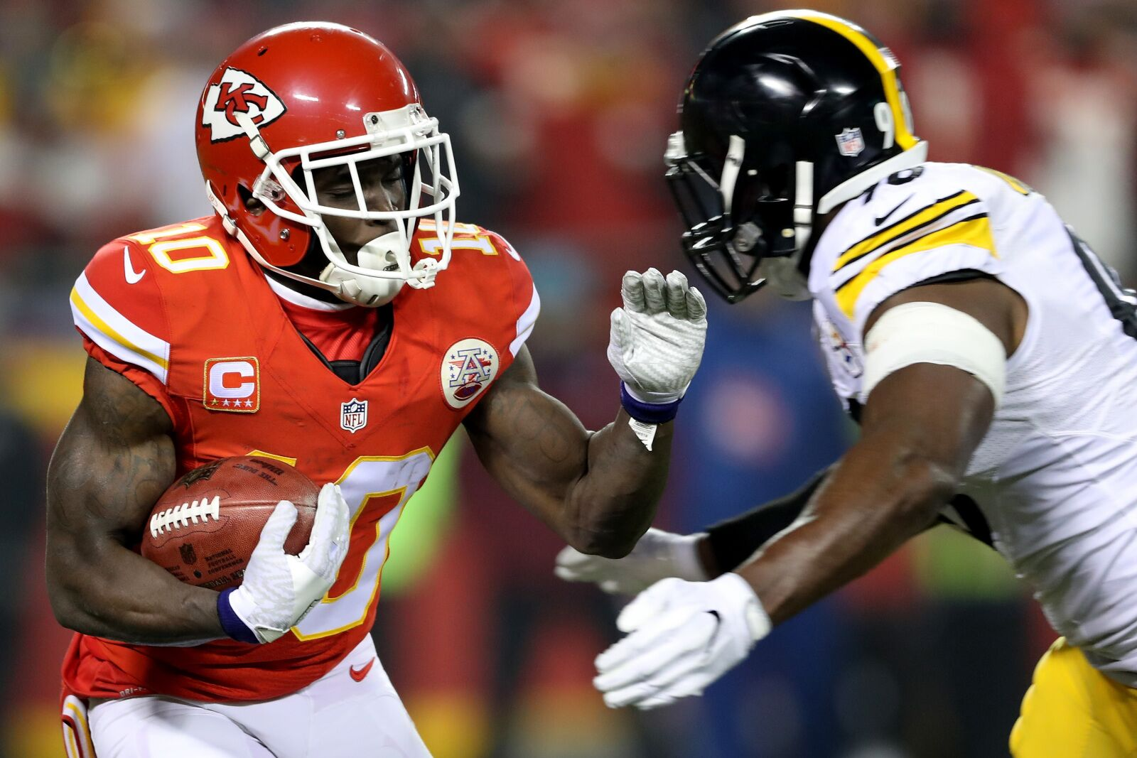 e5fc544f4 Steelers vs. Chiefs Week 2: Key matchups to watch