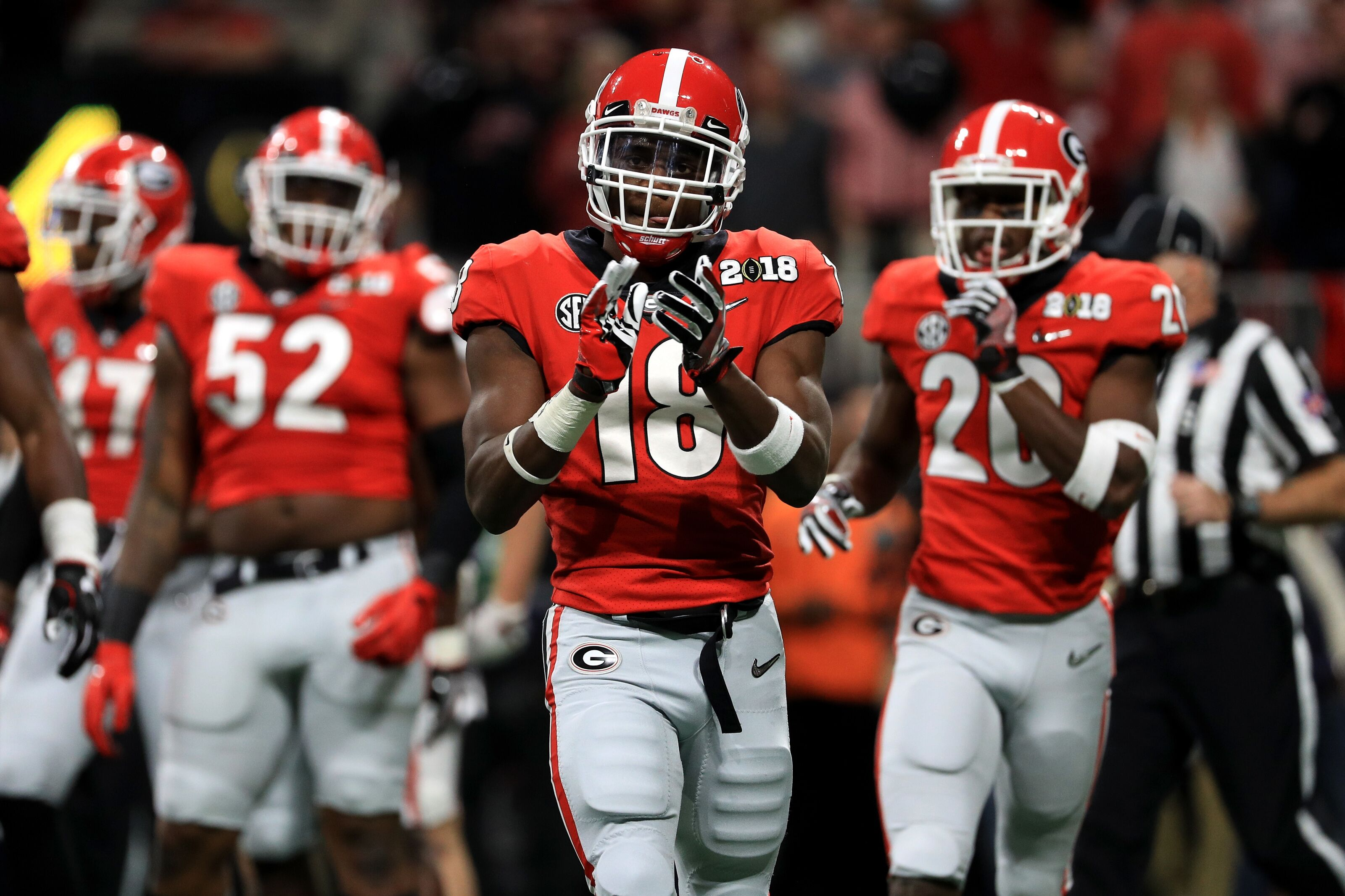NFL Draft 2019  Kansas City Chiefs need a ballhawk like Deandre Baker d280db014