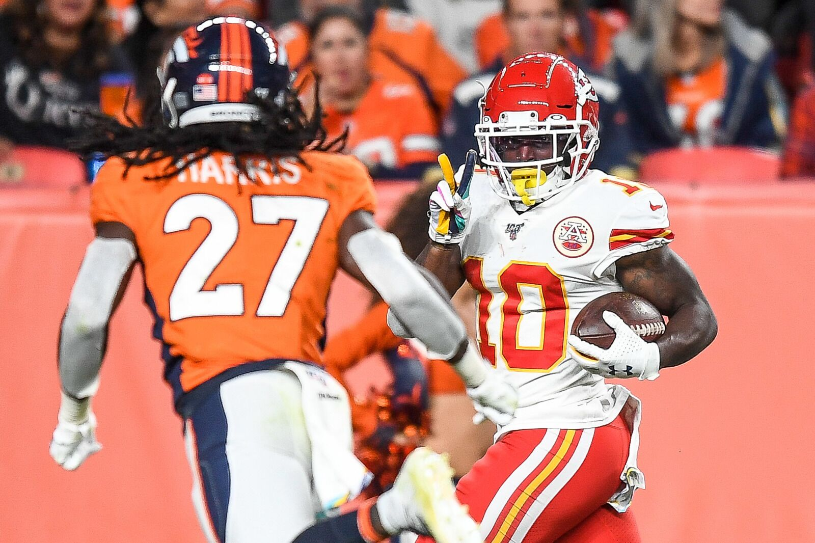Broncos vs. Chiefs, Week 15: How to watch, start time, live stream, TV info and more