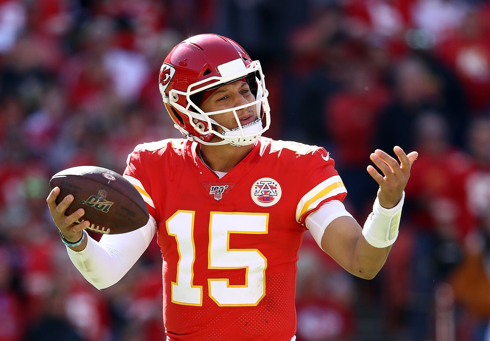 Patrick Mahomes Ankle Injury Likely Worse Than Most People